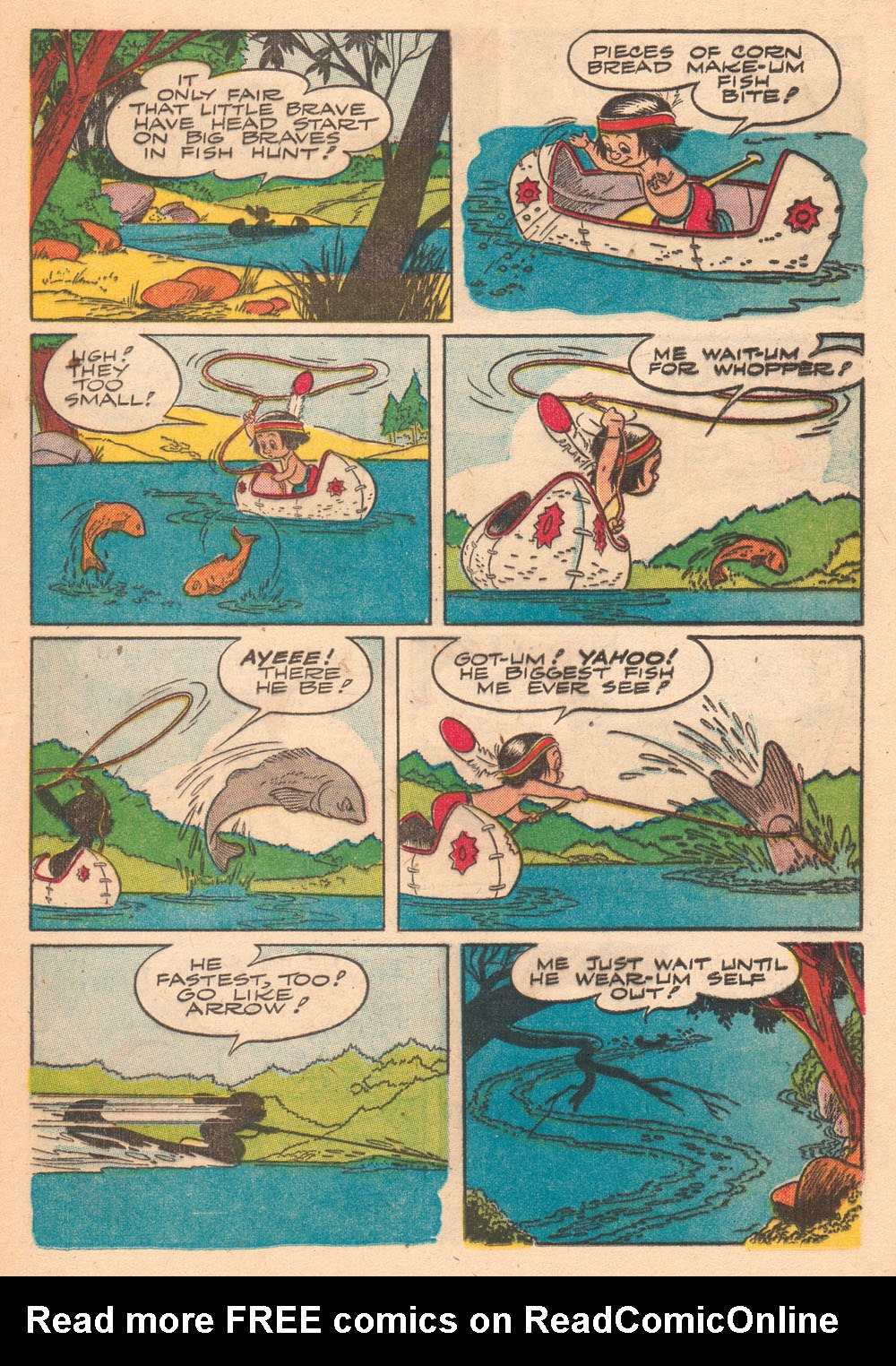 Four Color Comics issue 439 - Page 21