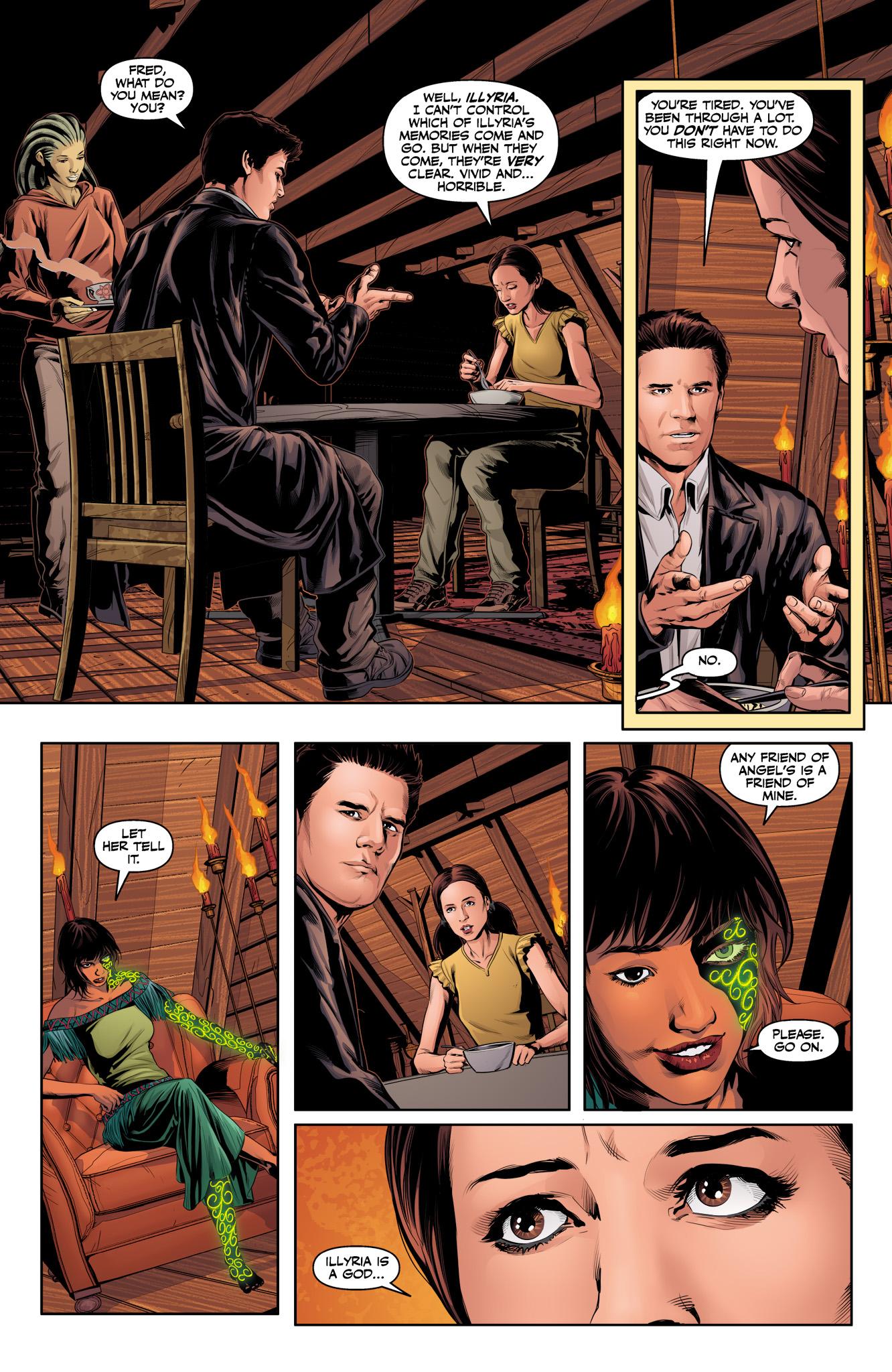 Read online Angel & Faith Season 10 comic -  Issue #12 - 16