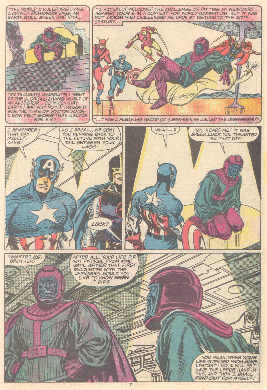 The Avengers (1963) 269 Page 7