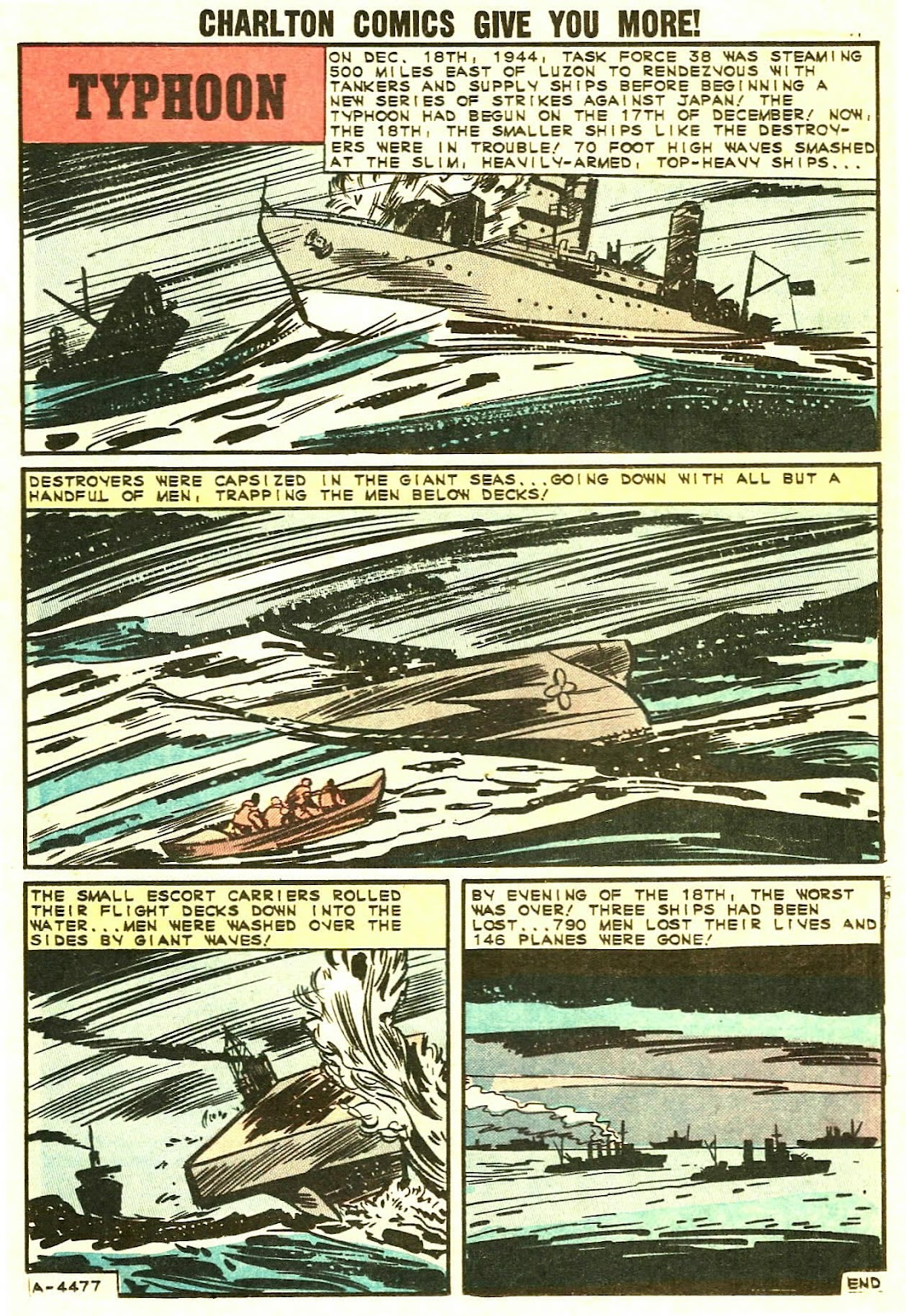 Read online Fightin' Navy comic -  Issue #119 - 21