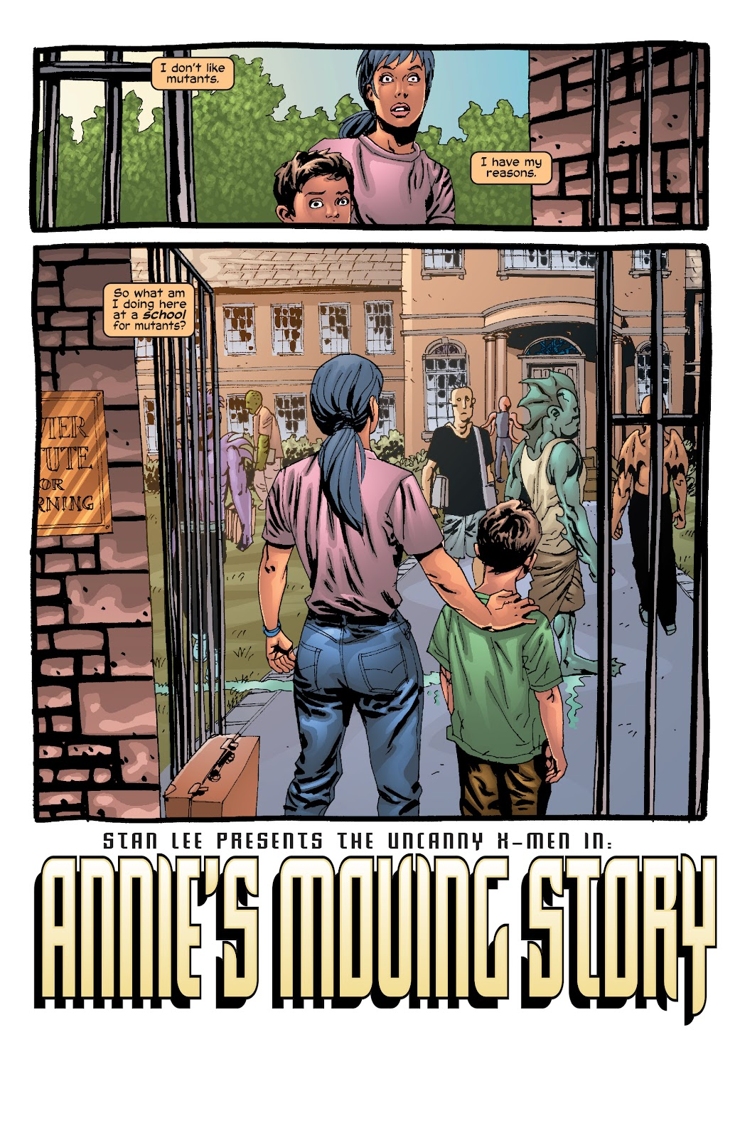 Read online X-Men: Unstoppable comic -  Issue # TPB (Part 1) - 76