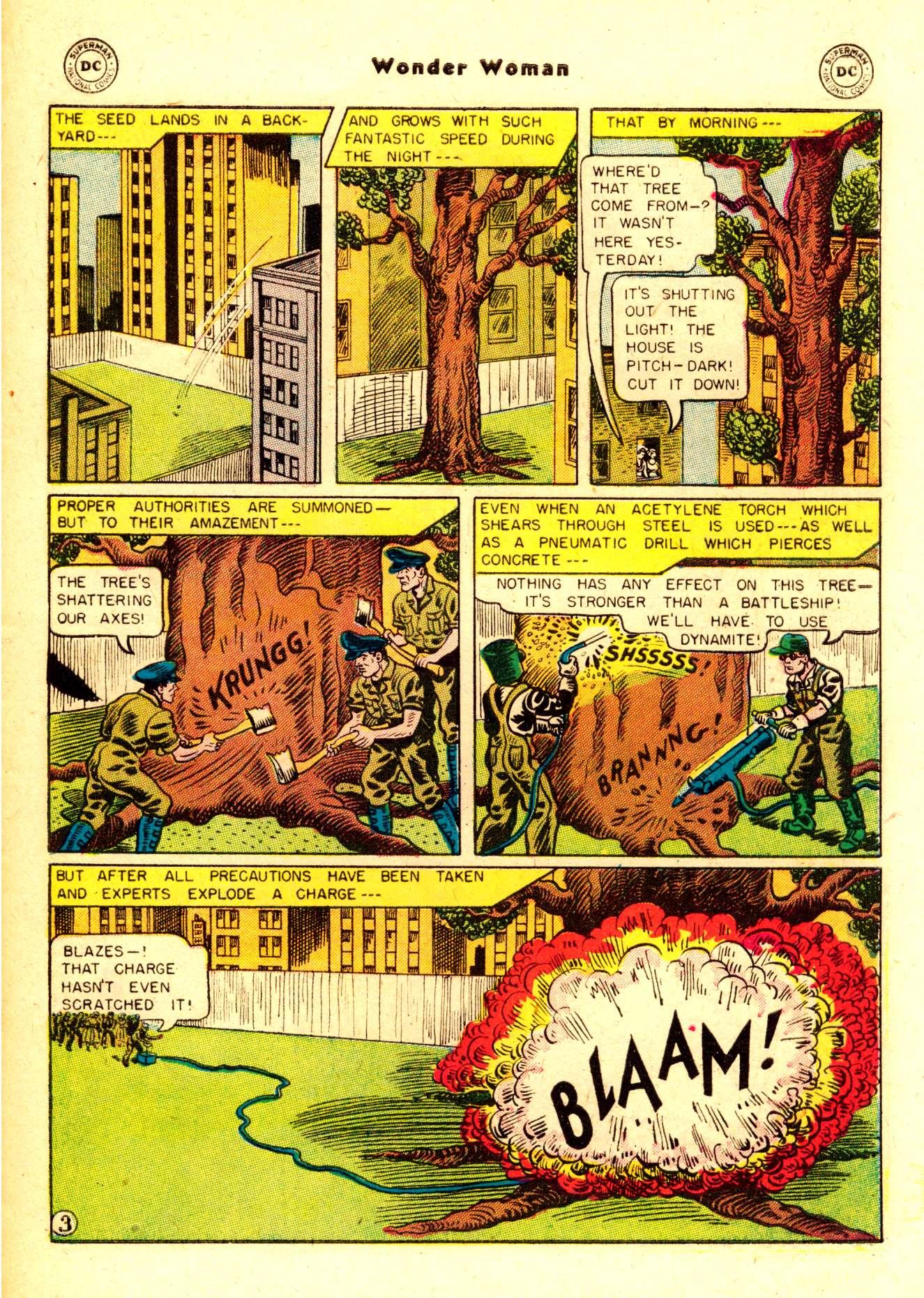 Read online Wonder Woman (1942) comic -  Issue #84 - 28