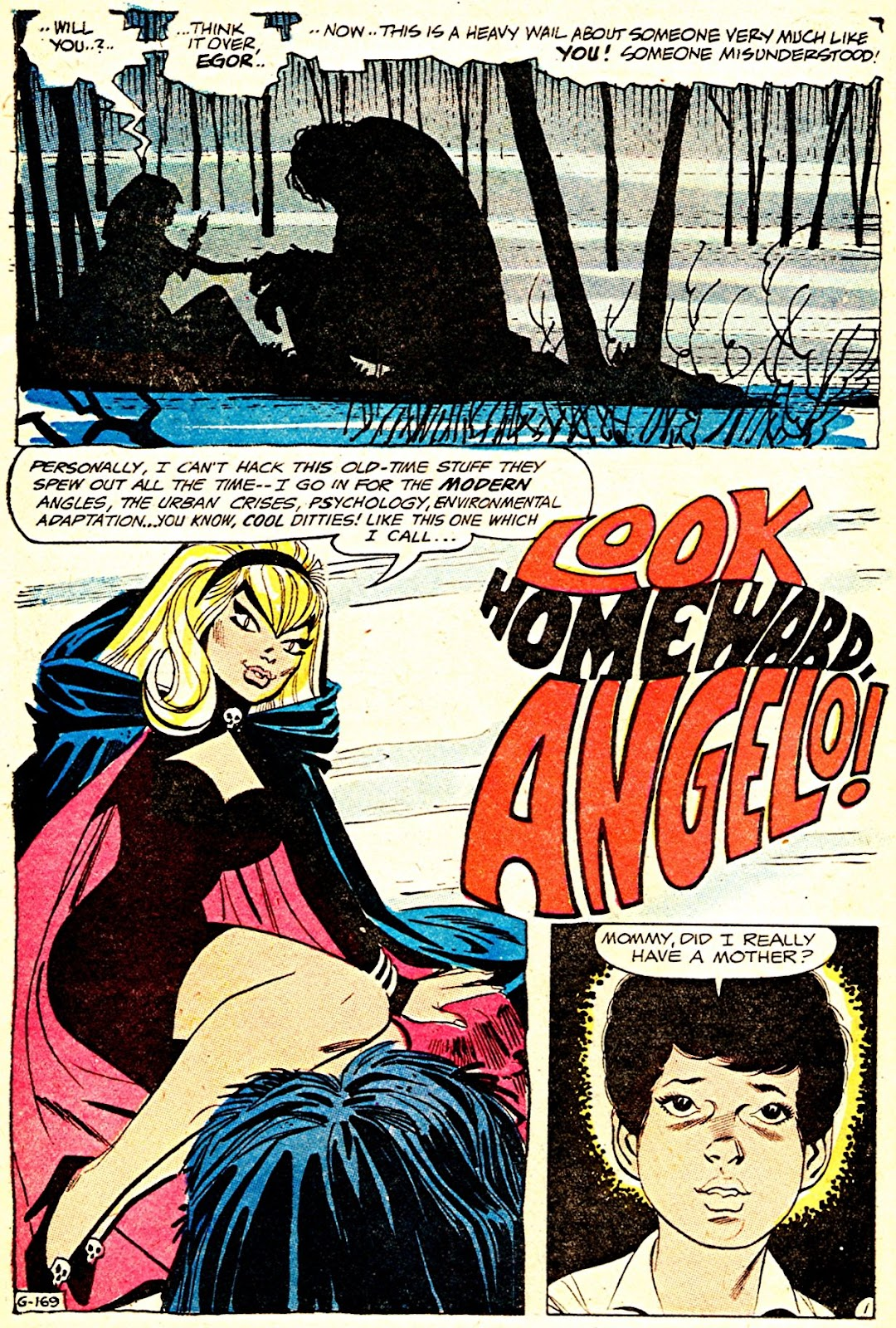 The Witching Hour (1969) issue 7 - Page 19