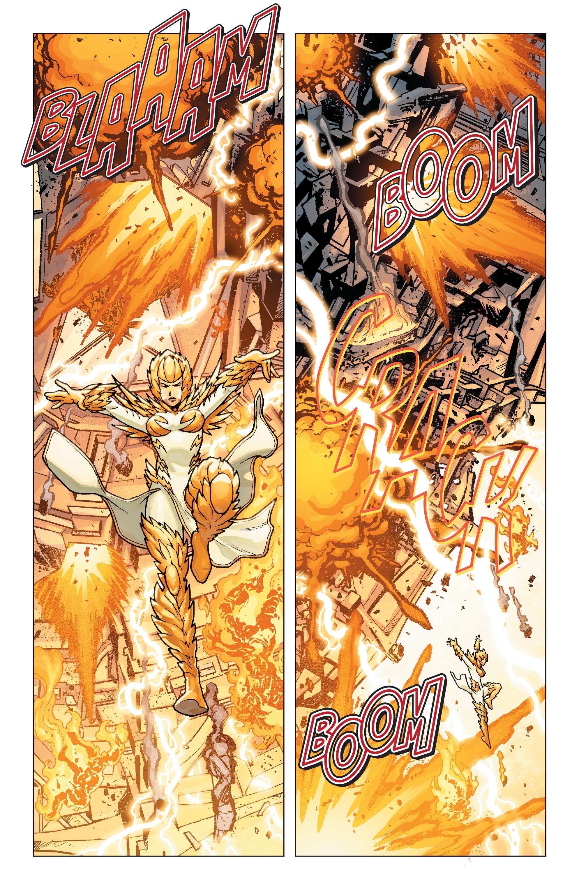 Read online Trinity of Sin: Pandora comic -  Issue #8 - 18