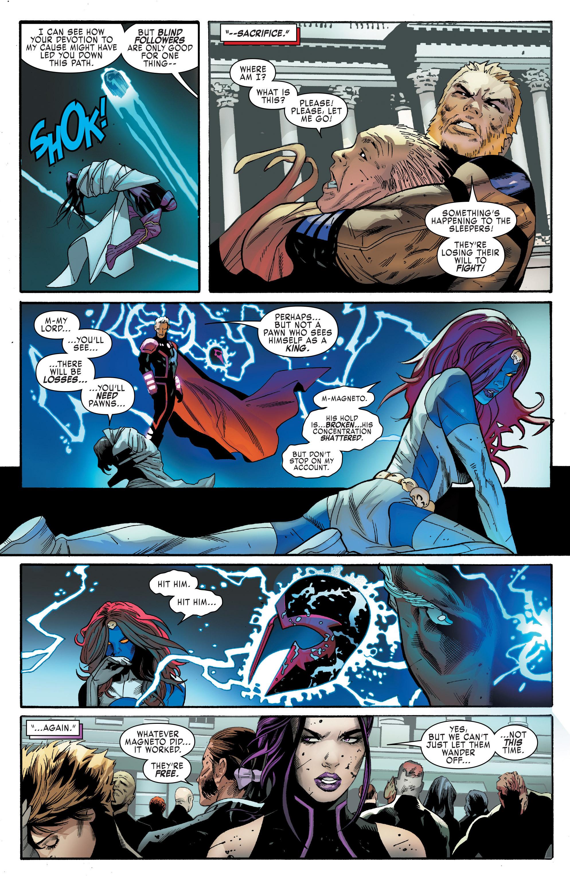 Read online Uncanny X-Men (2016) comic -  Issue #14 - 16