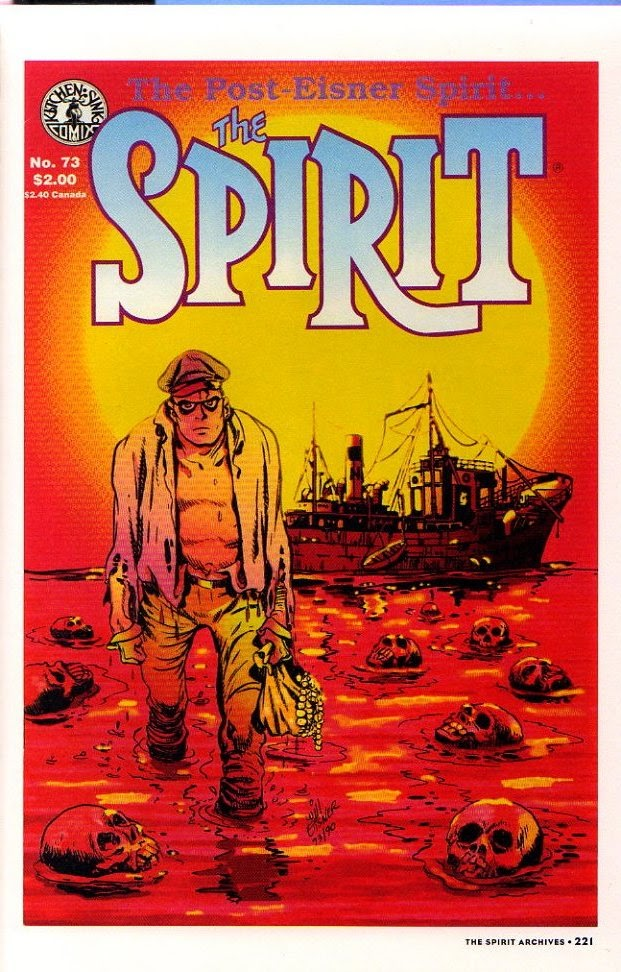 Read online Will Eisner's The Spirit Archives comic -  Issue # TPB 26 (Part 3) - 28