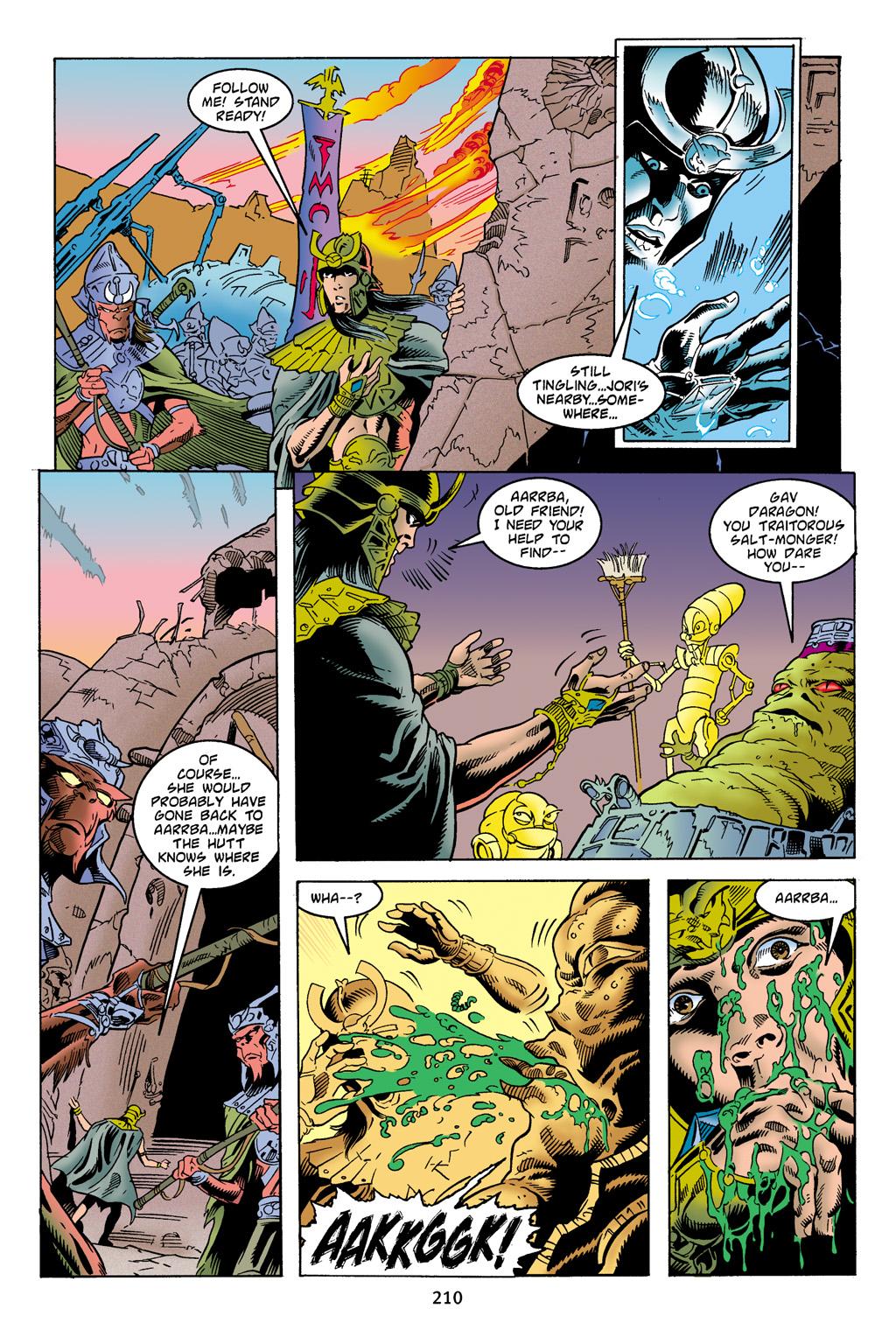Read online Star Wars Omnibus comic -  Issue # Vol. 4 - 202