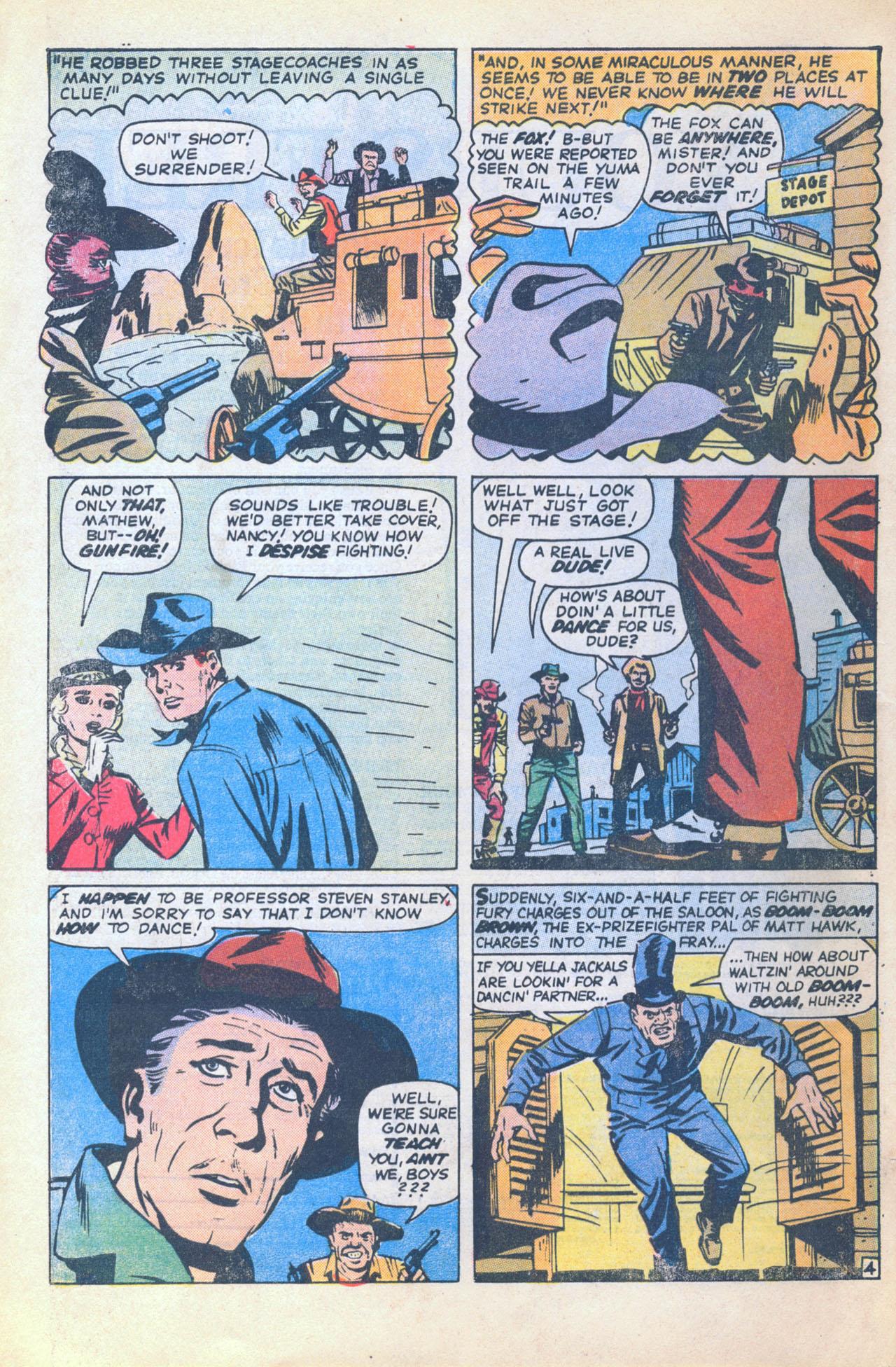 Read online Two-Gun Kid comic -  Issue #116 - 8