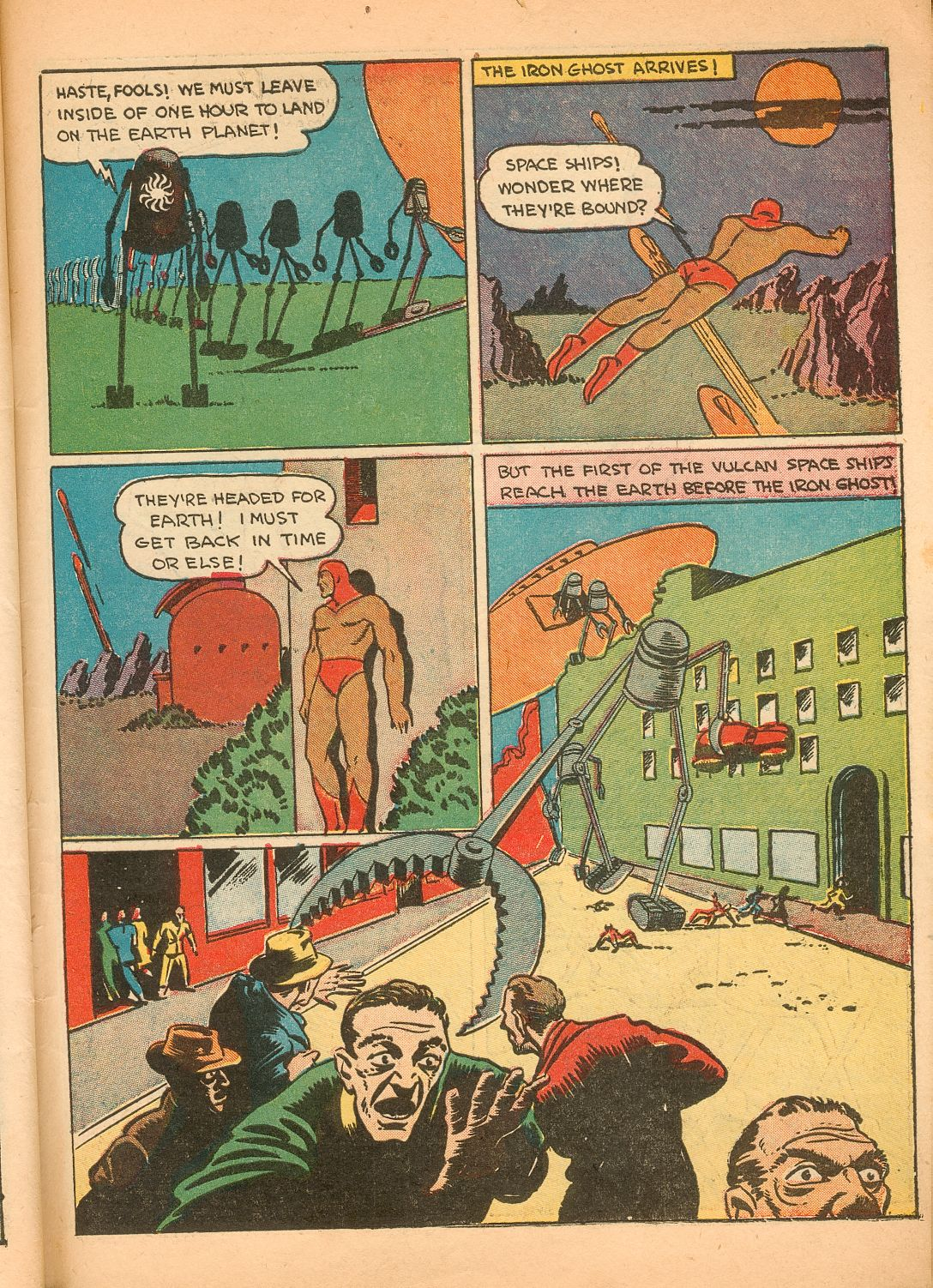 Read online Shadow Comics comic -  Issue #11 - 59