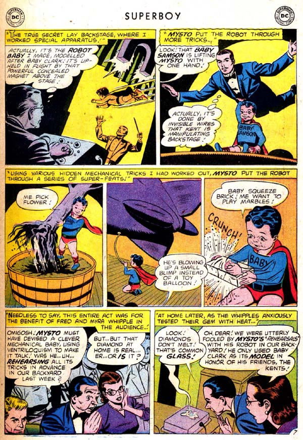 Superboy (1949) issue 71 - Page 26