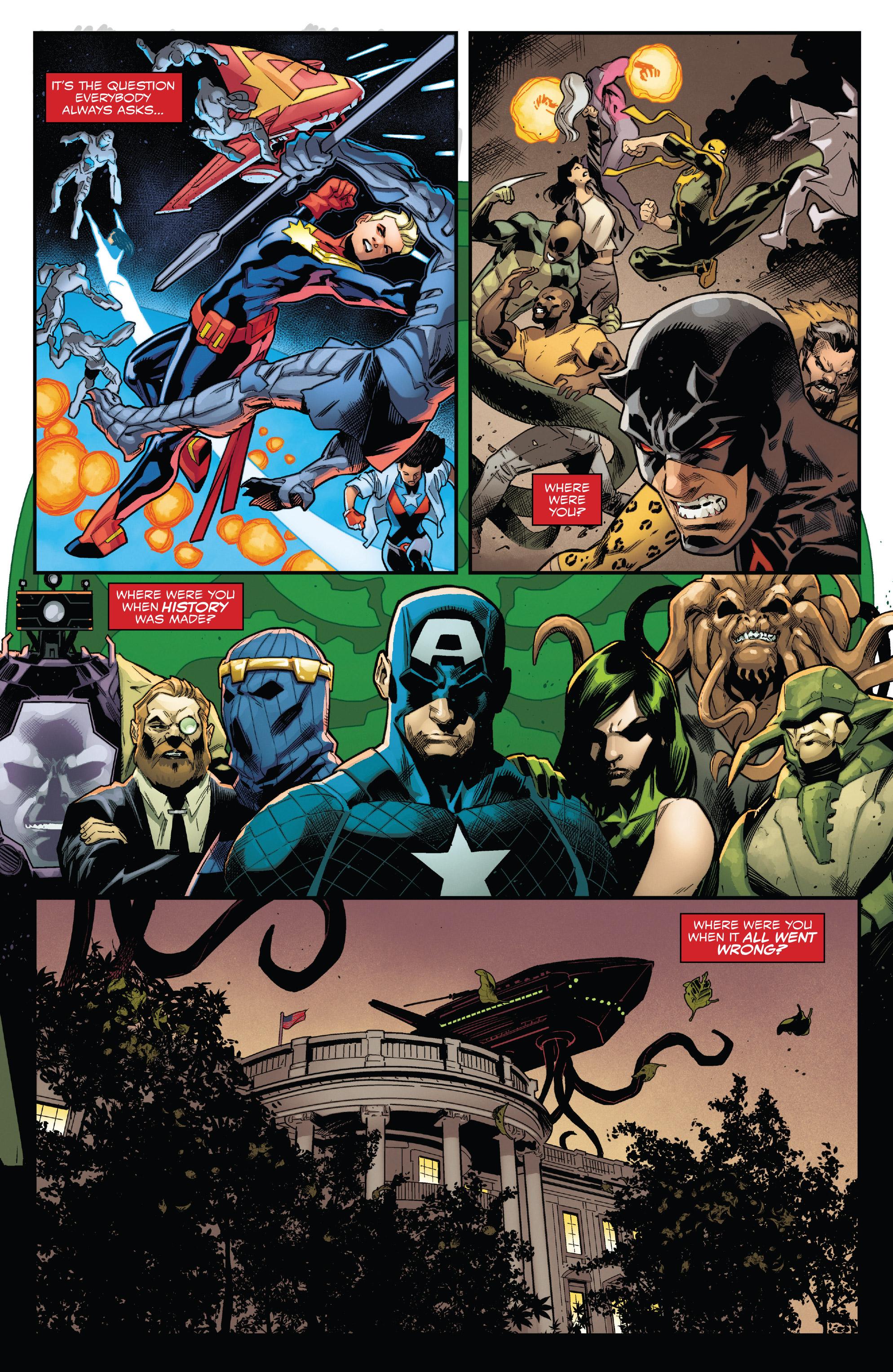 Read online Captain America: Sam Wilson comic -  Issue #22 - 3