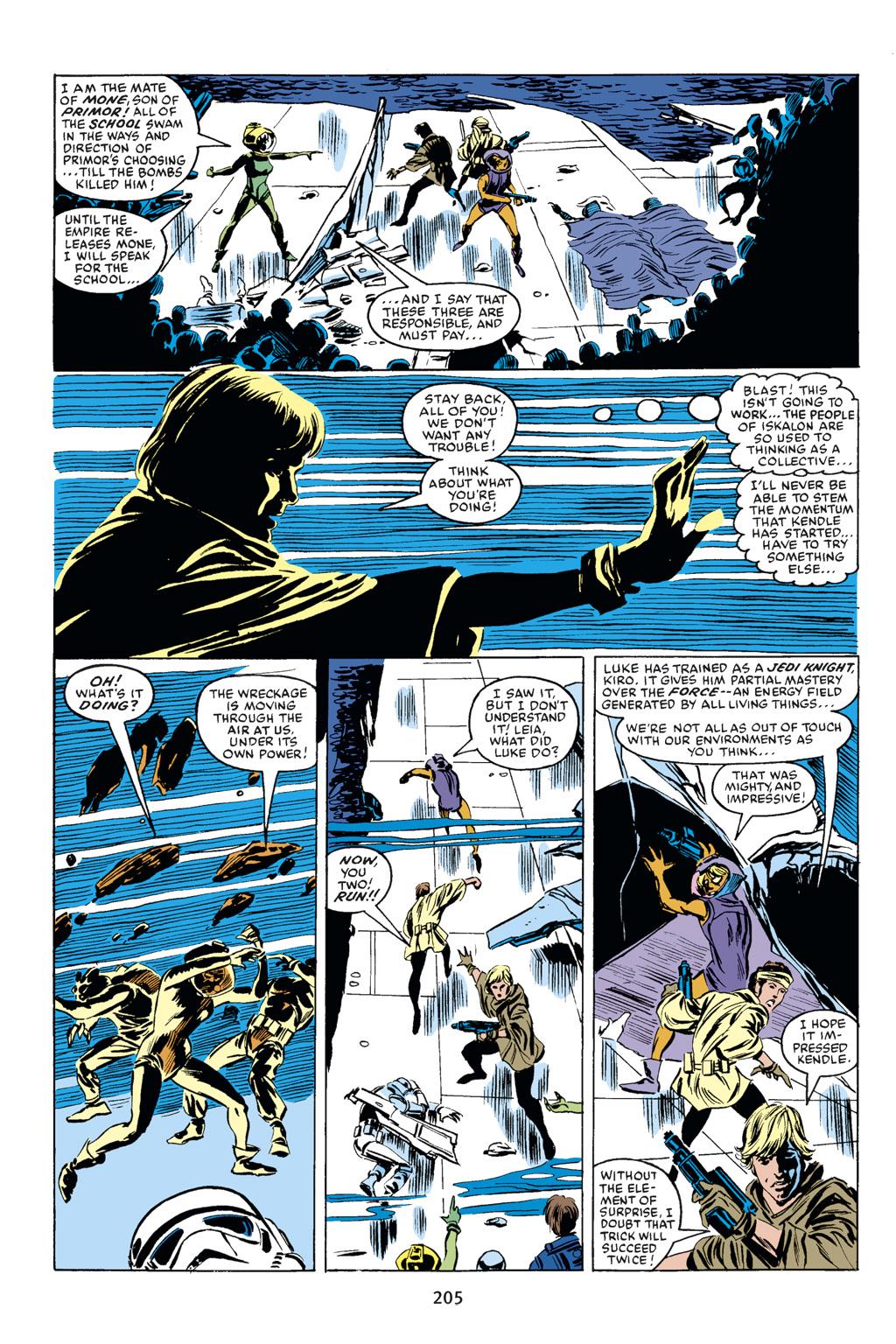 Read online Star Wars Omnibus comic -  Issue # Vol. 18 - 192