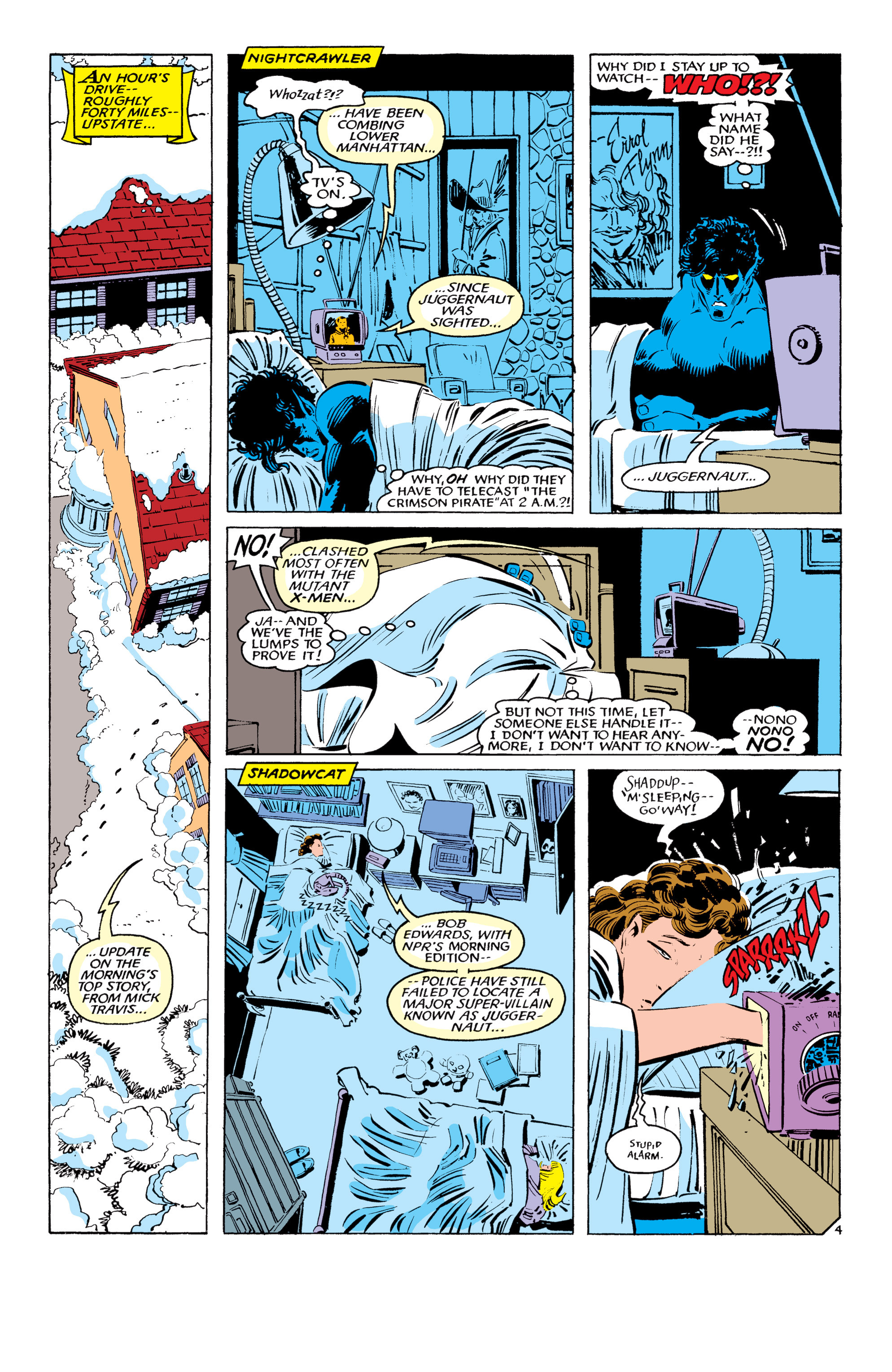 Read online Uncanny X-Men (1963) comic -  Issue #194 - 5