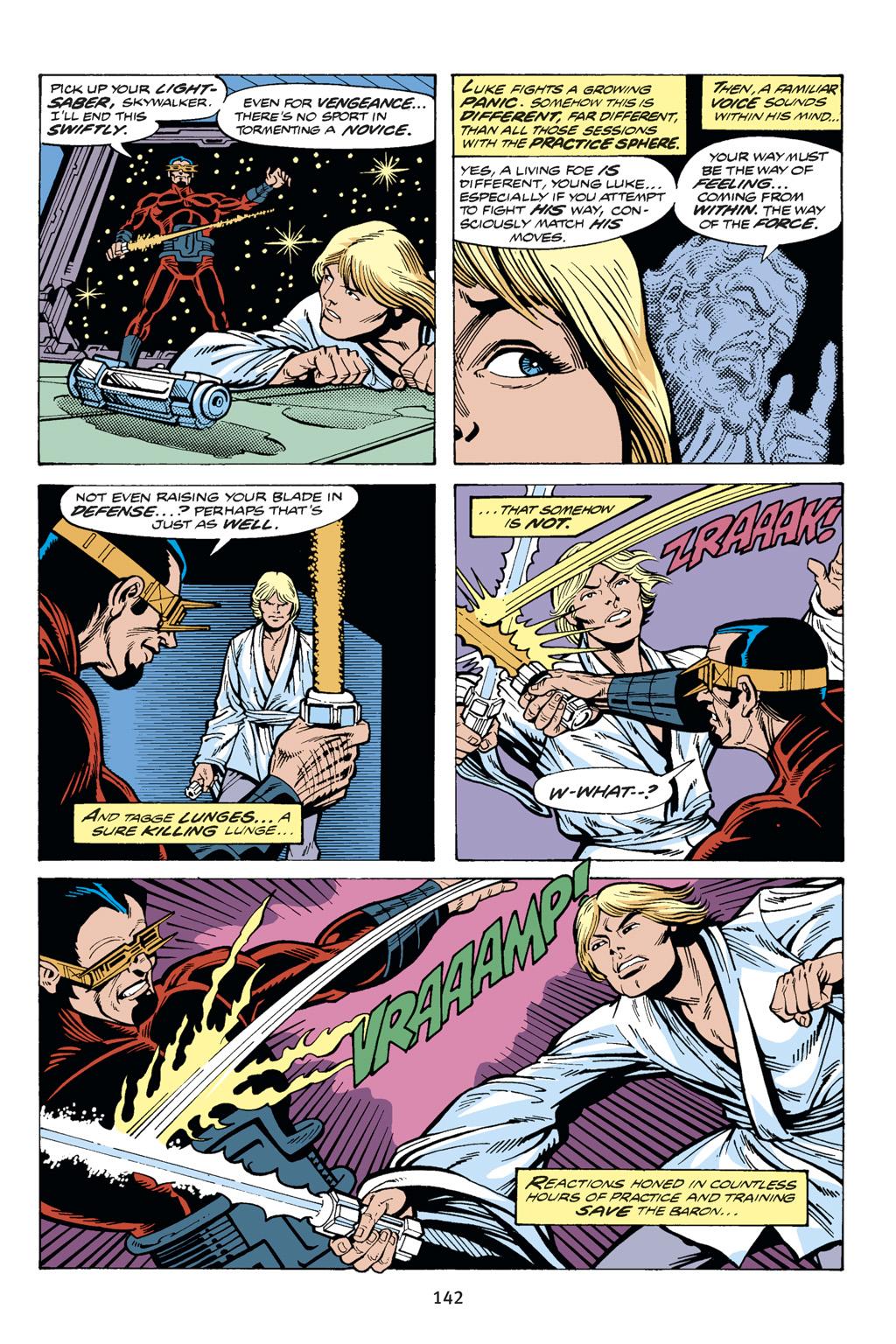 Read online Star Wars Omnibus comic -  Issue # Vol. 14 - 142