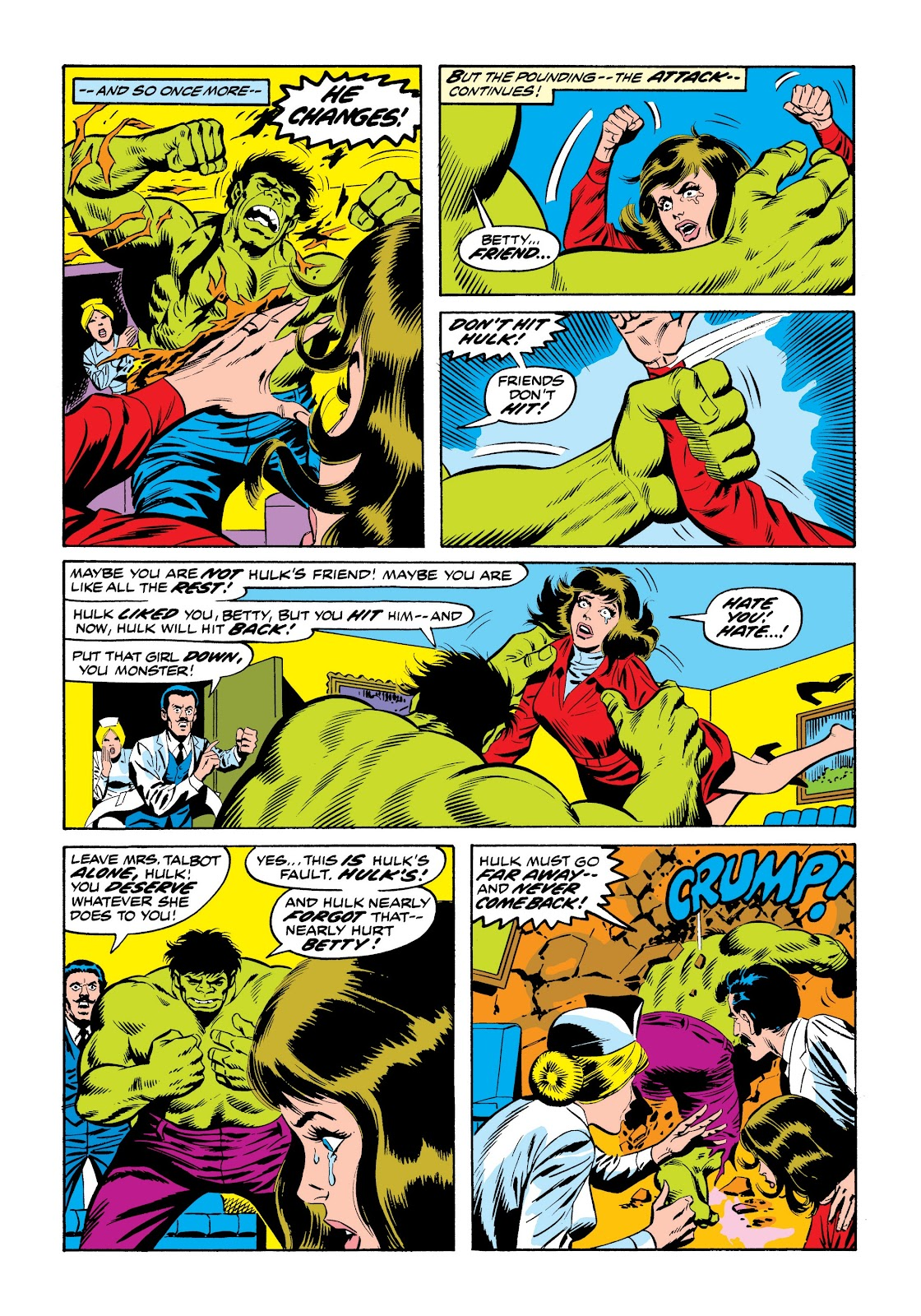 Read online Marvel Masterworks: The Incredible Hulk comic -  Issue # TPB 9 (Part 3) - 29