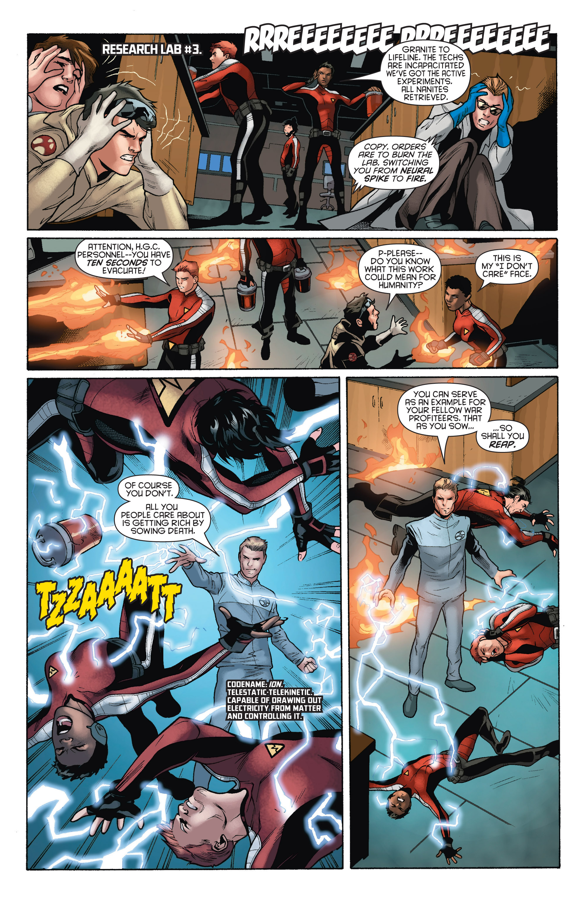 Read online Bloodshot and H.A.R.D.Corps comic -  Issue # TPB 4 - 68
