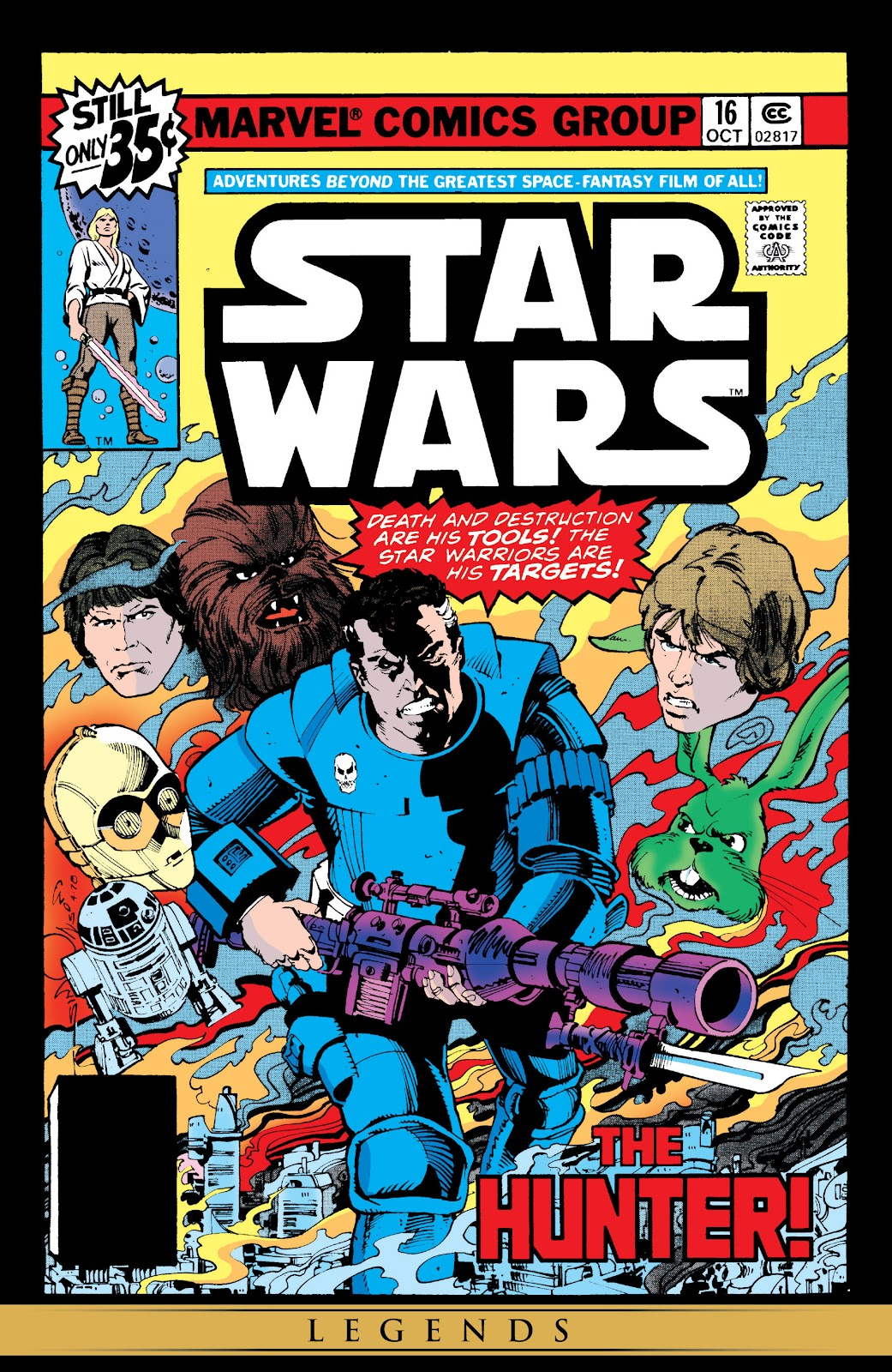 Read online Star Wars Legends: The Original Marvel Years - Epic Collection comic -  Issue # TPB 1 (Part 3) - 79