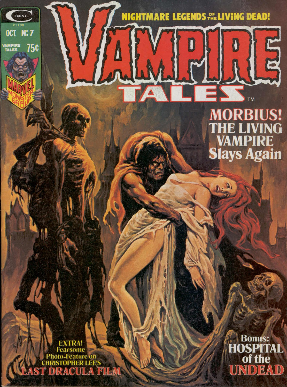 Vampire Tales issue 7 - Page 1