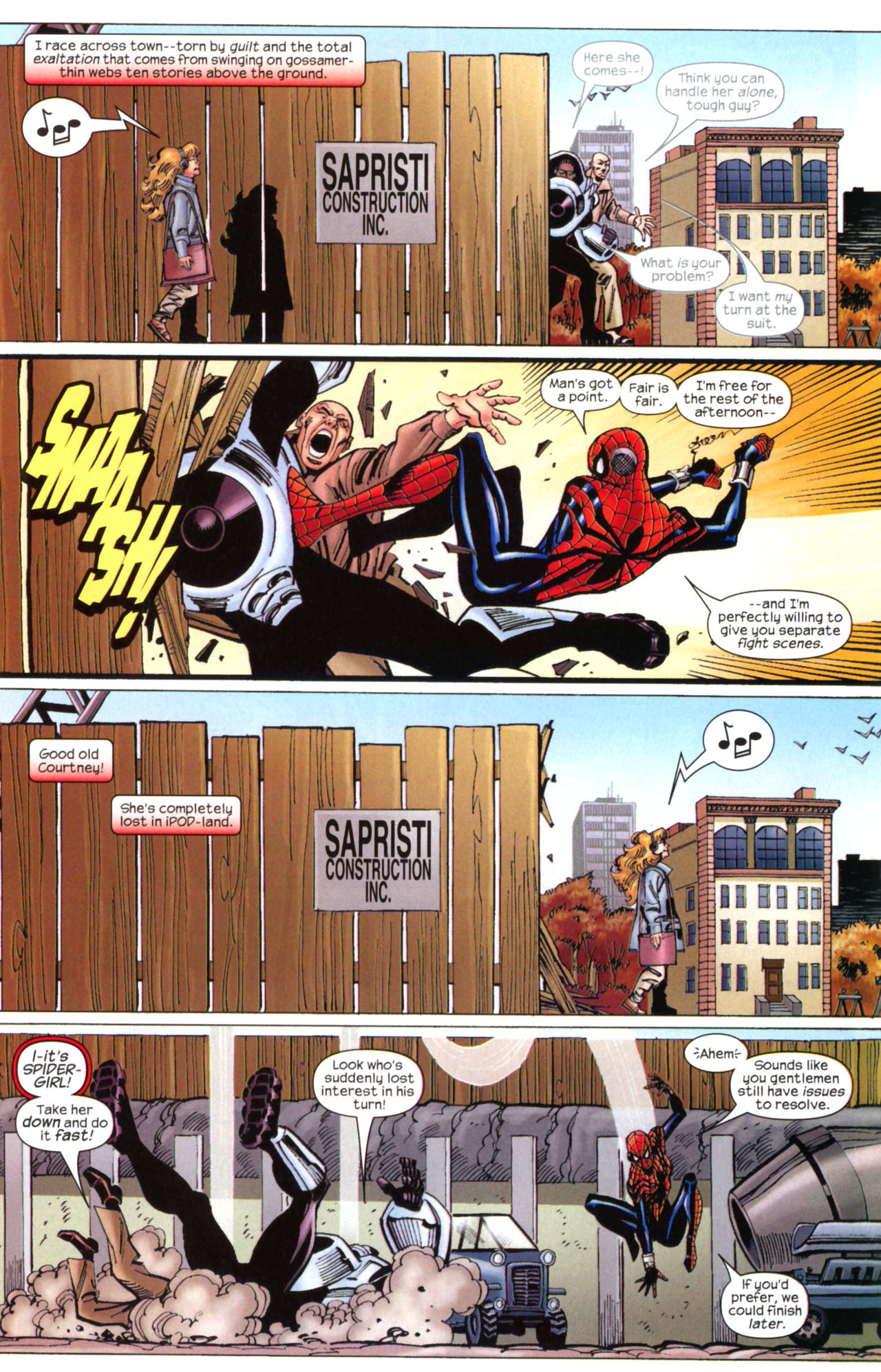 Read online Amazing Spider-Girl comic -  Issue #2 - 19