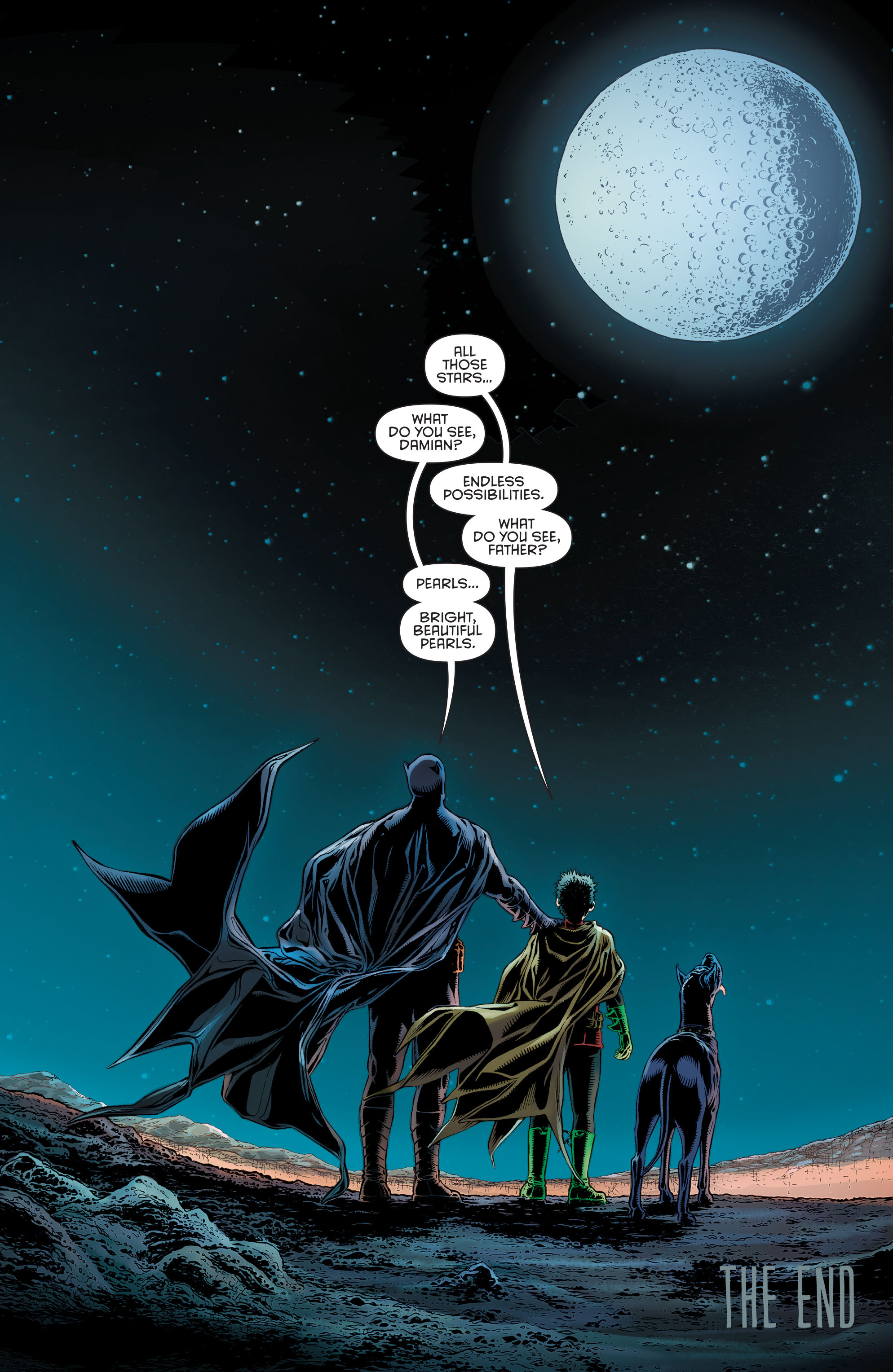 Read online Batman and Robin (2011) comic -  Issue # Annual 3 - 37