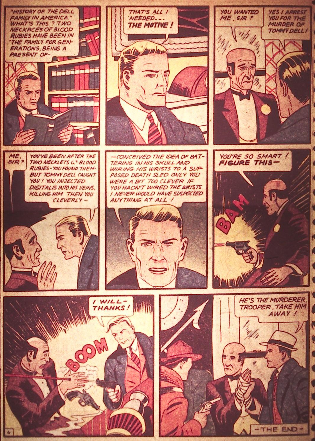 Read online Detective Comics (1937) comic -  Issue #25 - 8