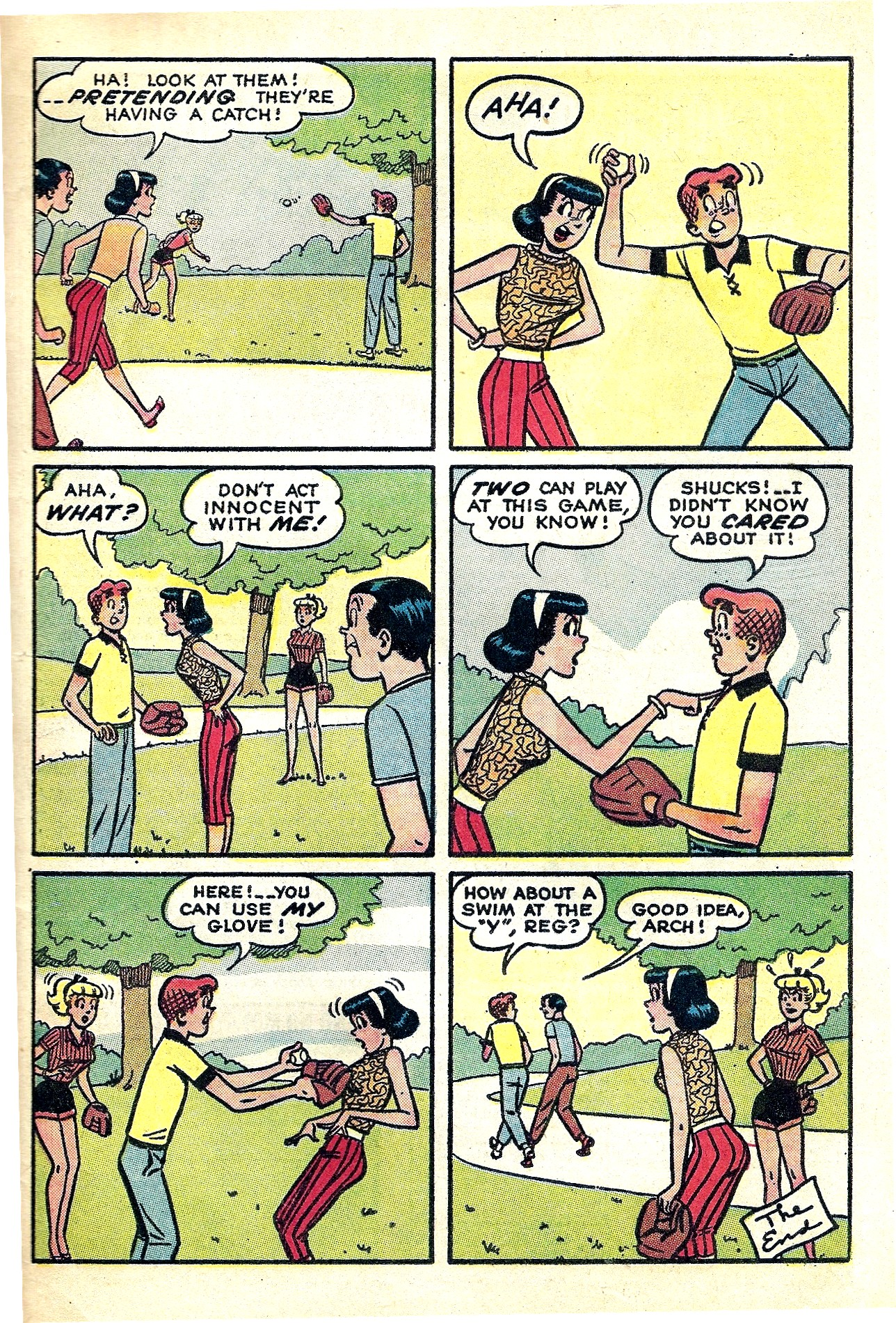 Read online Archie (1960) comic -  Issue #132 - 29