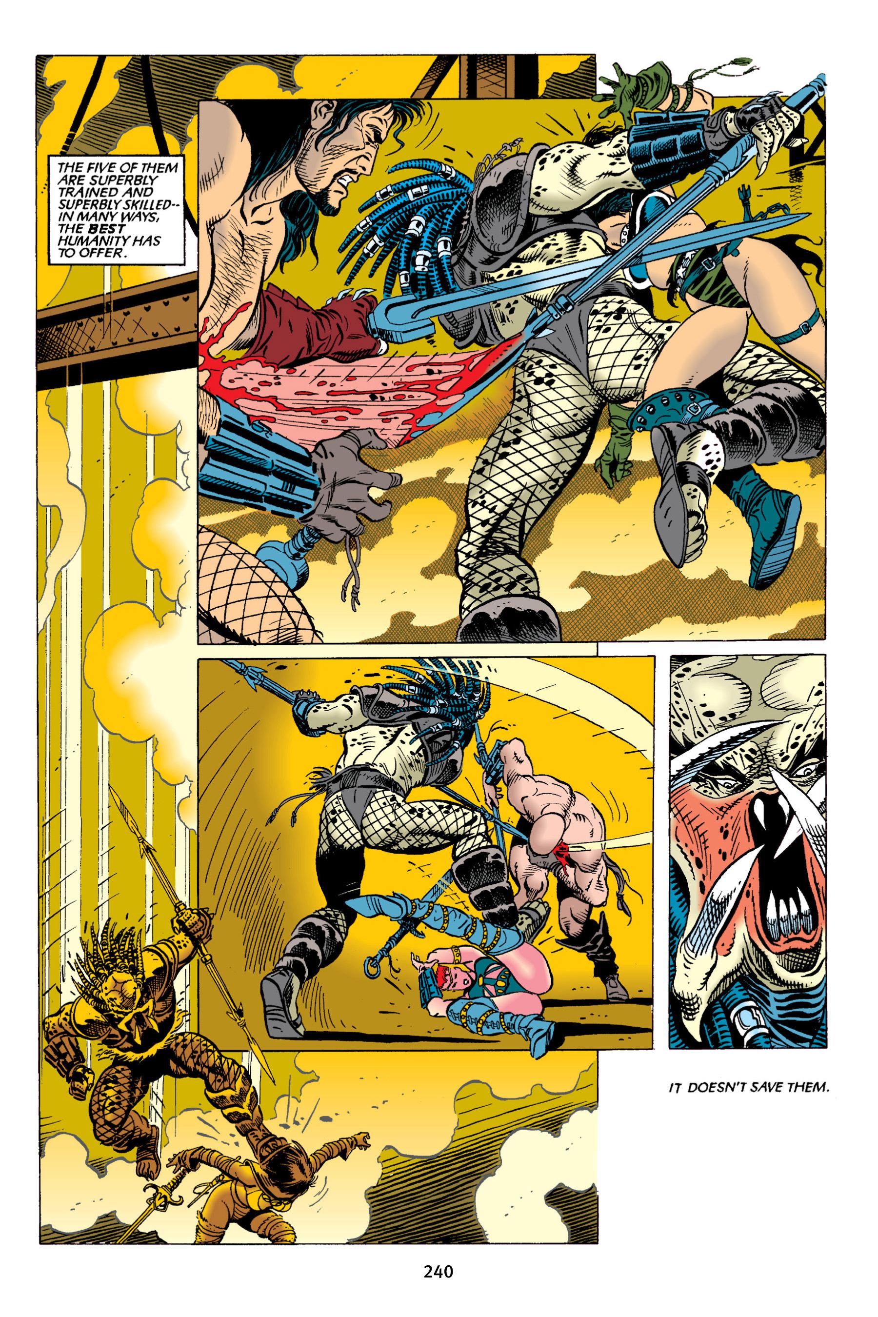 Read online Aliens vs. Predator Omnibus comic -  Issue # _TPB 2 Part 3 - 16