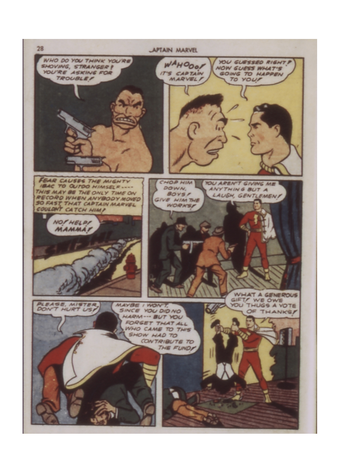 Captain Marvel Adventures issue 9 - Page 28