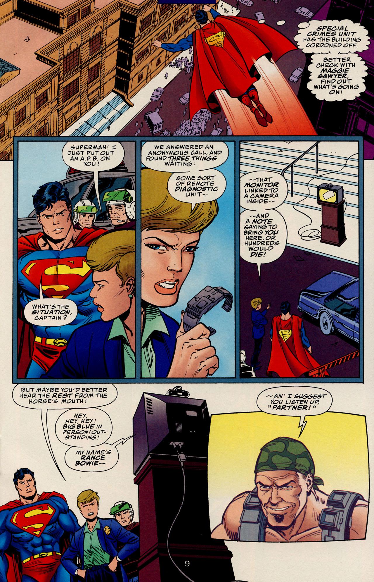 Action Comics (1938) 728 Page 11