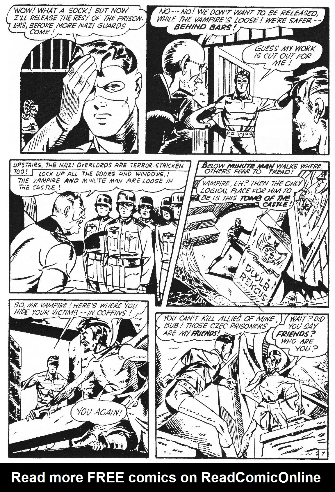Read online Men of Mystery Comics comic -  Issue #77 - 10
