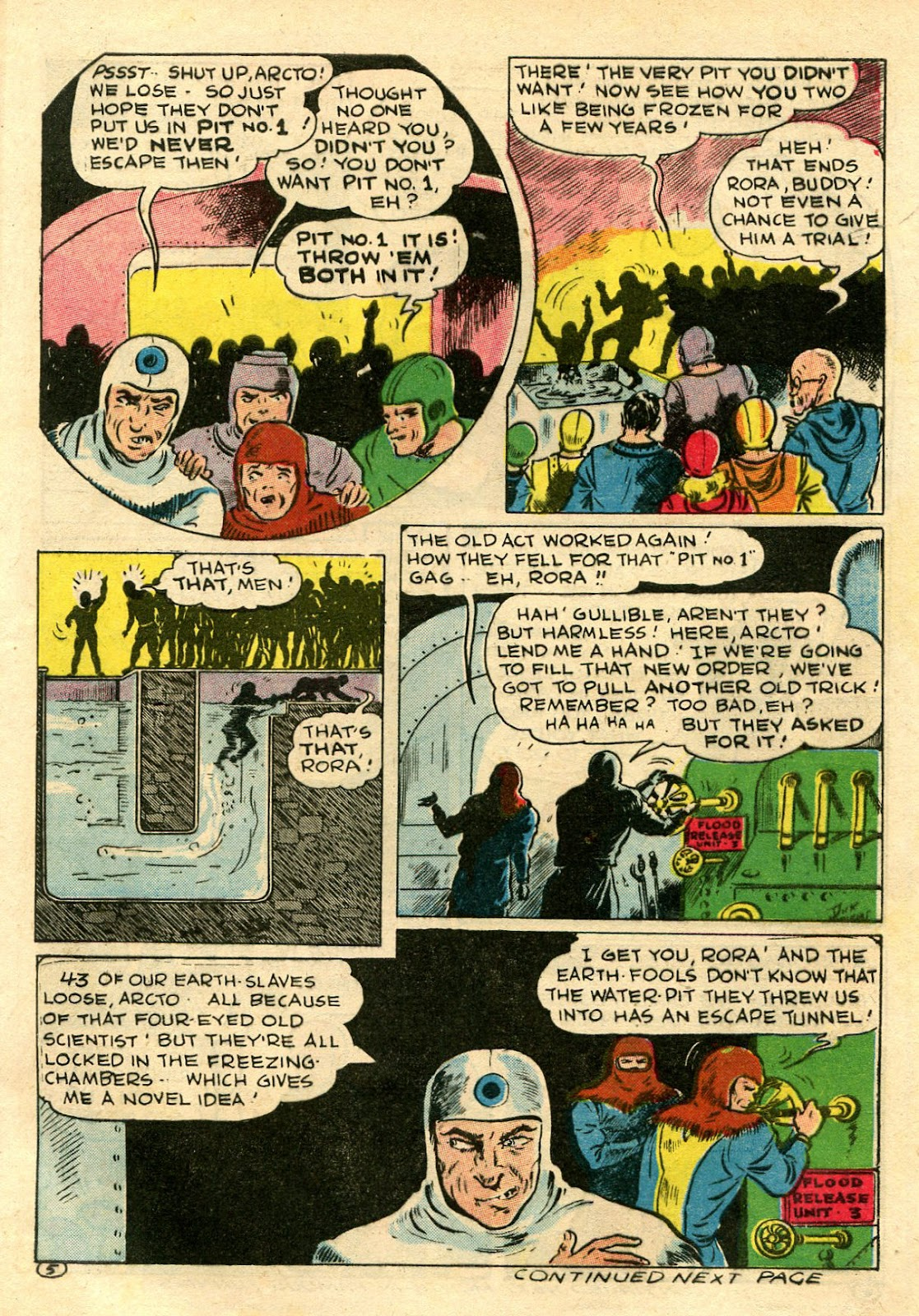 Read online Famous Funnies comic -  Issue #106 - 7