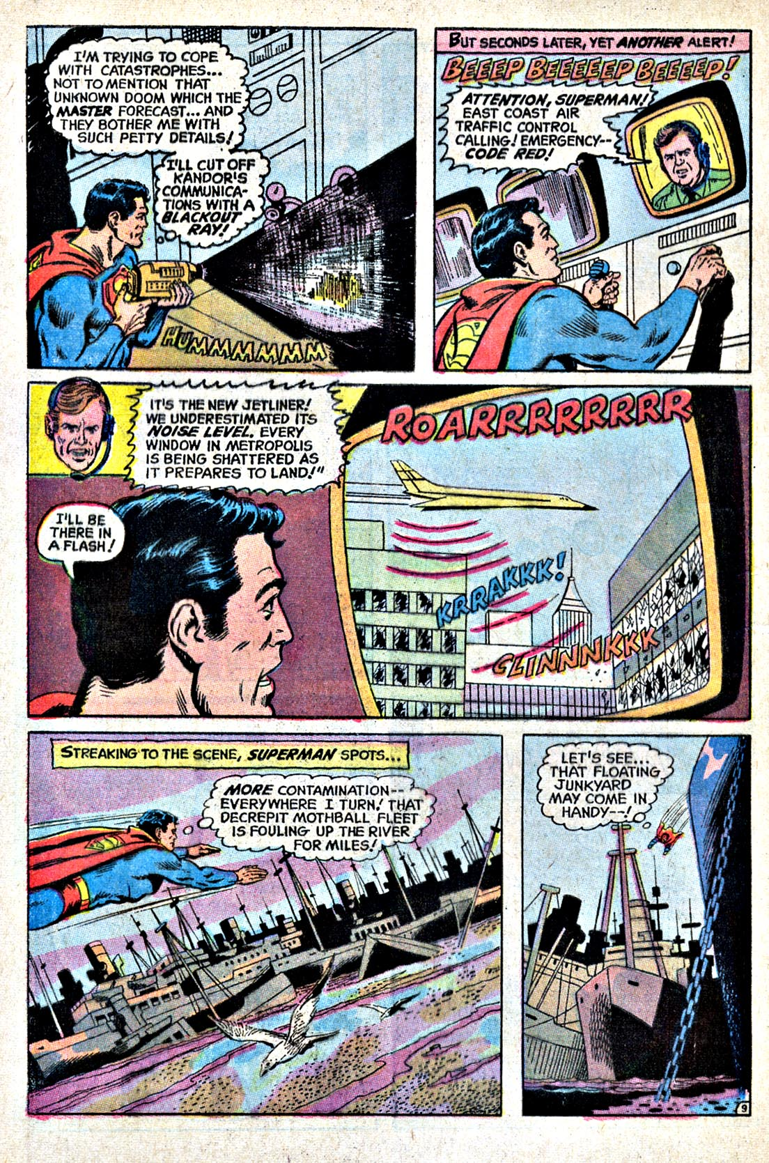 Read online Action Comics (1938) comic -  Issue #406 - 13