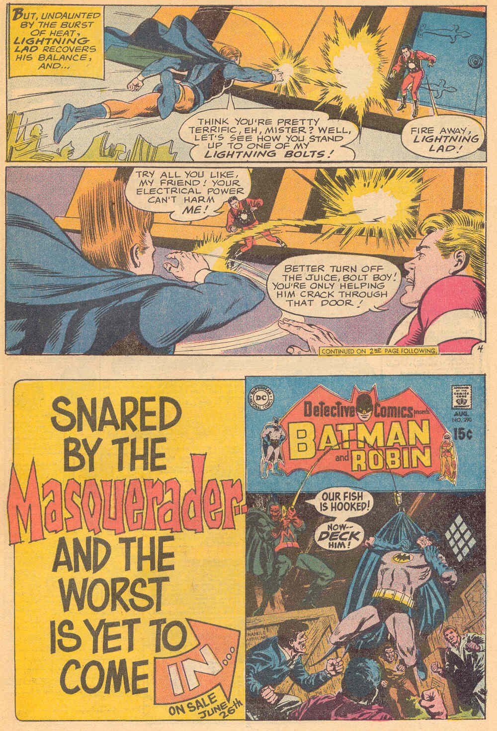 Action Comics (1938) 379 Page 26