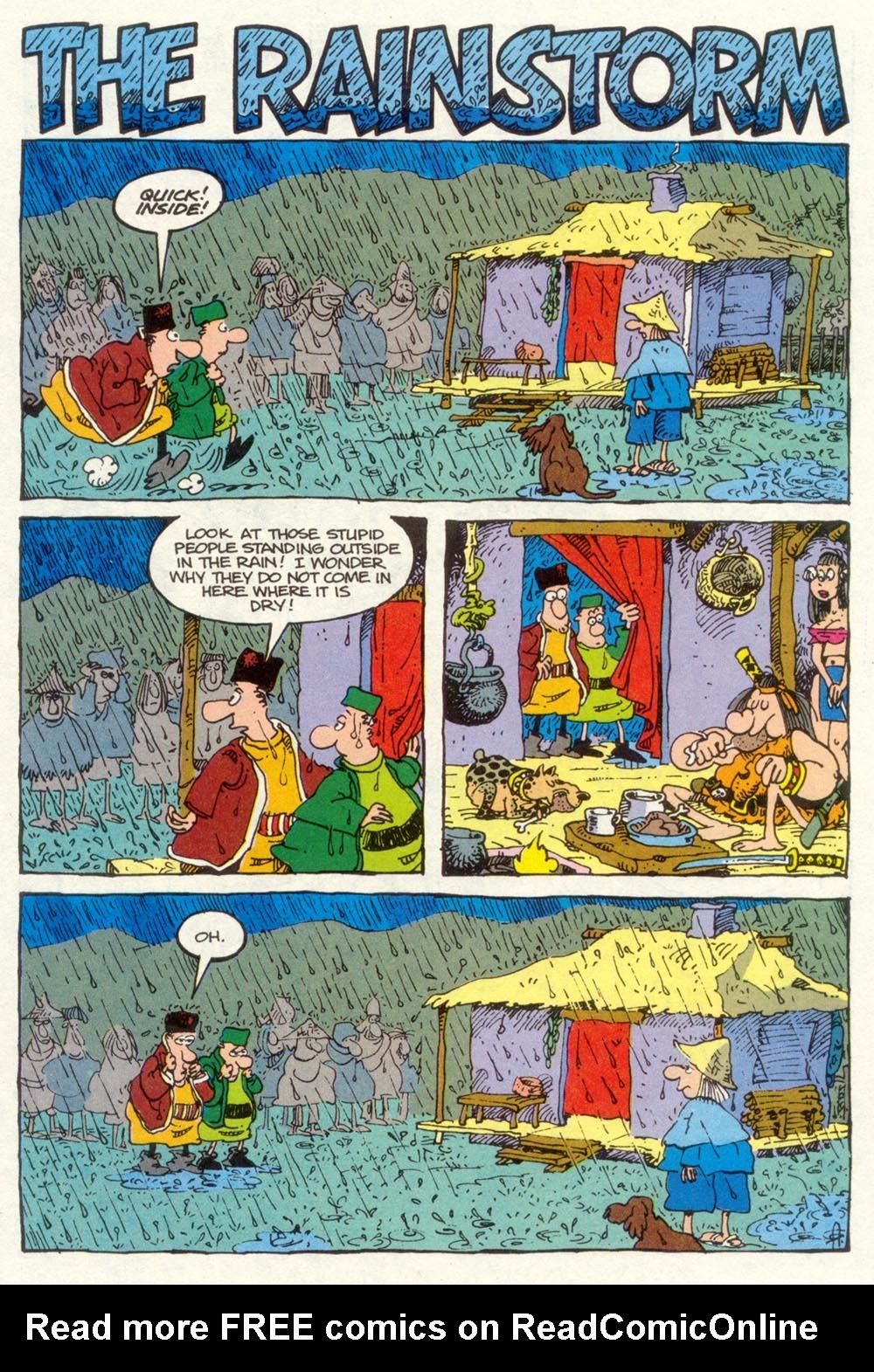 Read online Sergio Aragonés Groo the Wanderer comic -  Issue #90 - 30