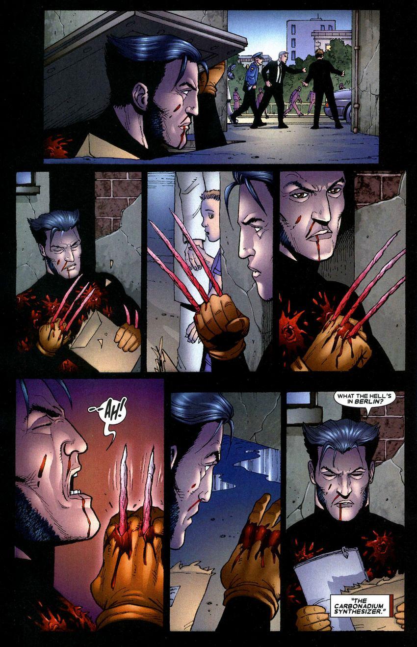 Read online Wolverine: Origins comic -  Issue #7 - 17