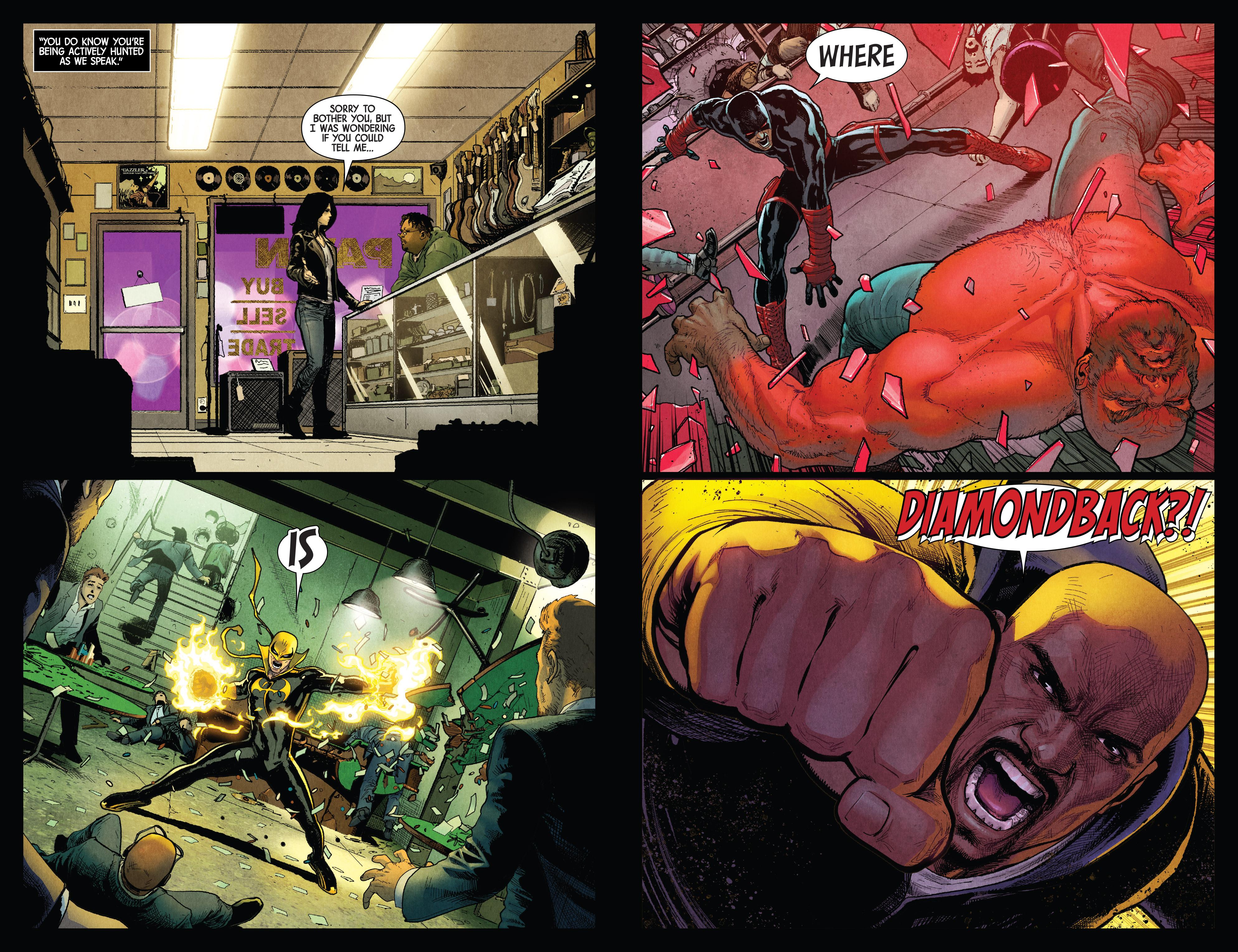 Read online Defenders (2017) comic -  Issue #1 - 15