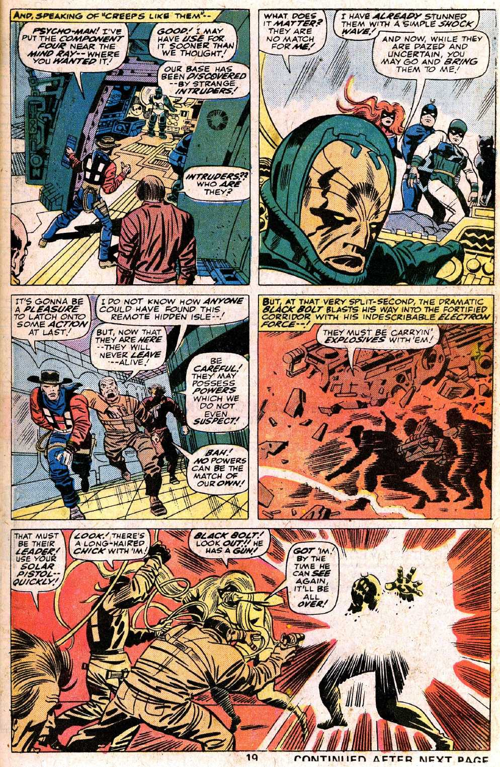 Giant-Size Fantastic Four issue 5 - Page 21