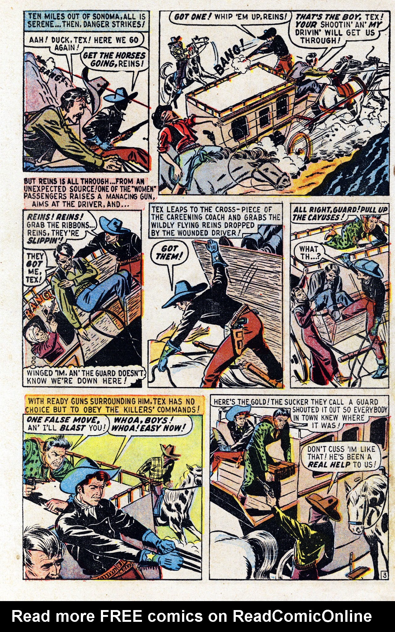 Read online Two-Gun Kid comic -  Issue #6 - 22