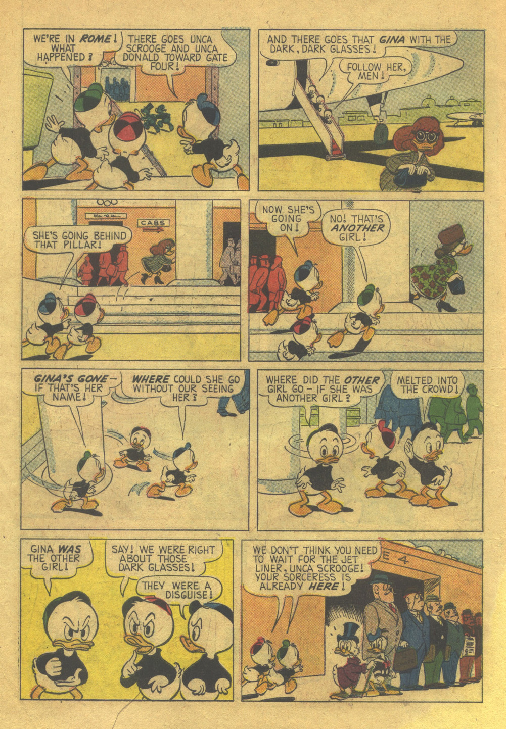 Read online Uncle Scrooge (1953) comic -  Issue #36 - 10