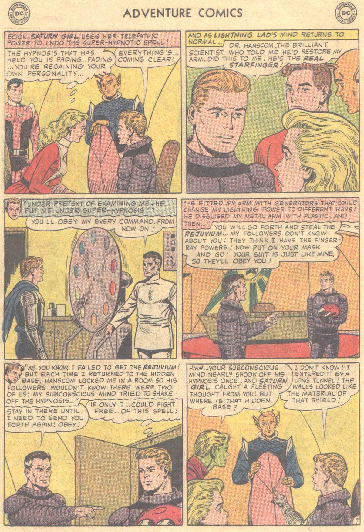Read online Adventure Comics (1938) comic -  Issue #336 - 19