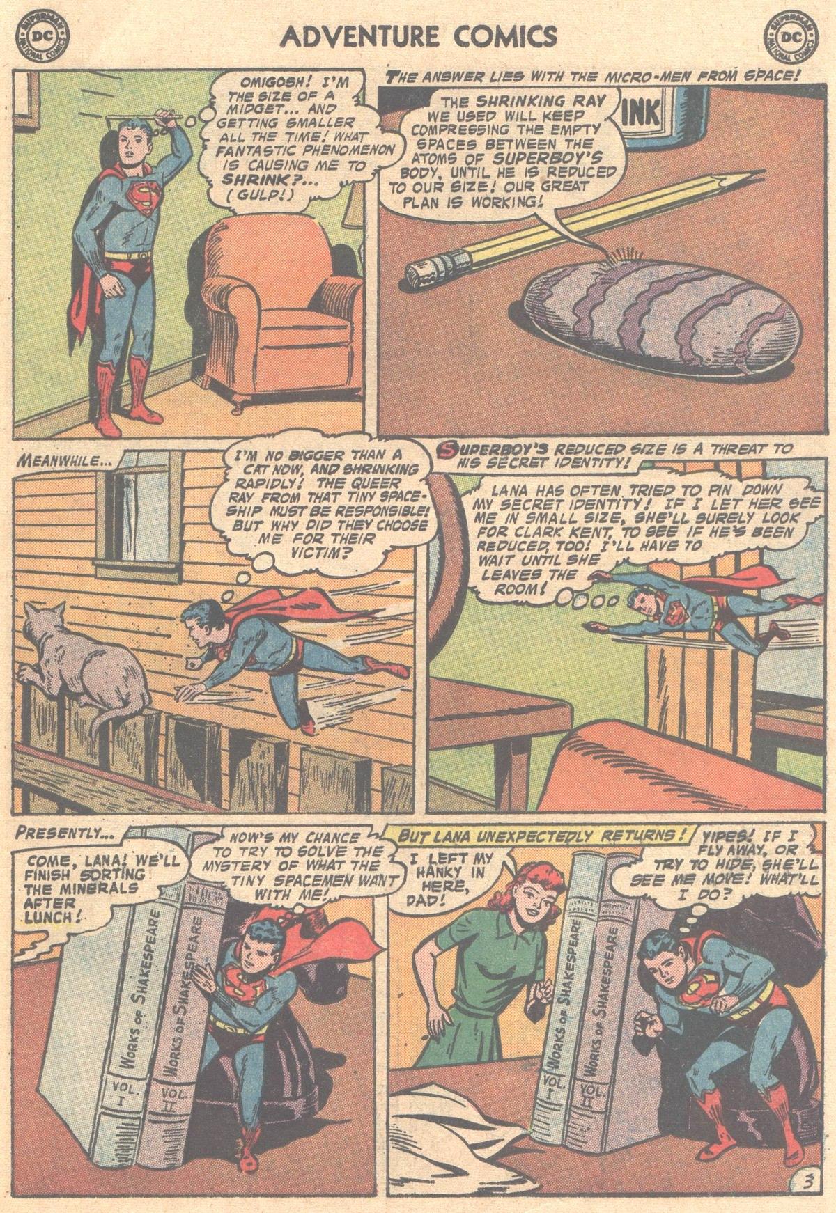 Read online Adventure Comics (1938) comic -  Issue #317 - 27