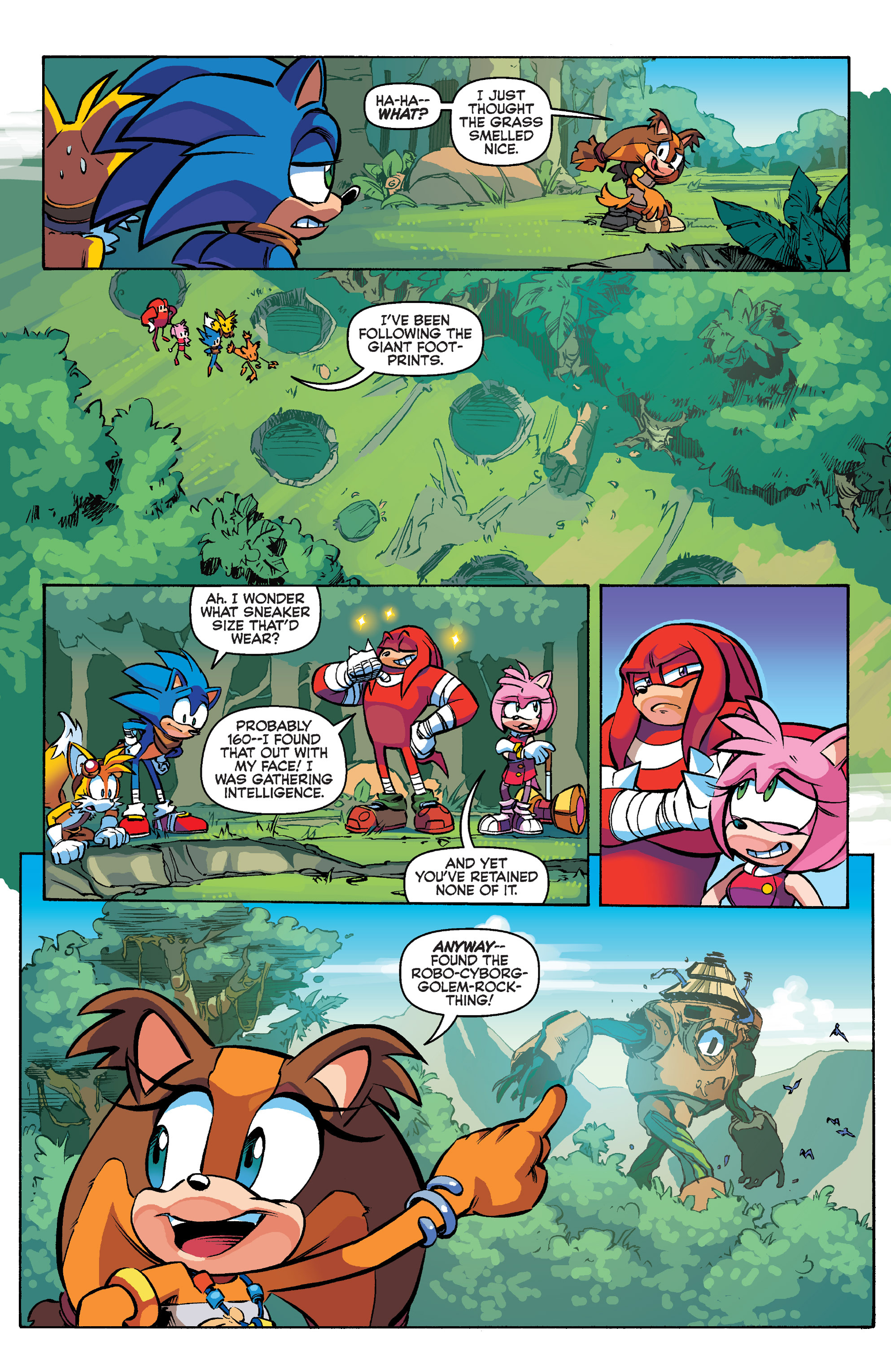 Read online Sonic Boom comic -  Issue #1 - 15