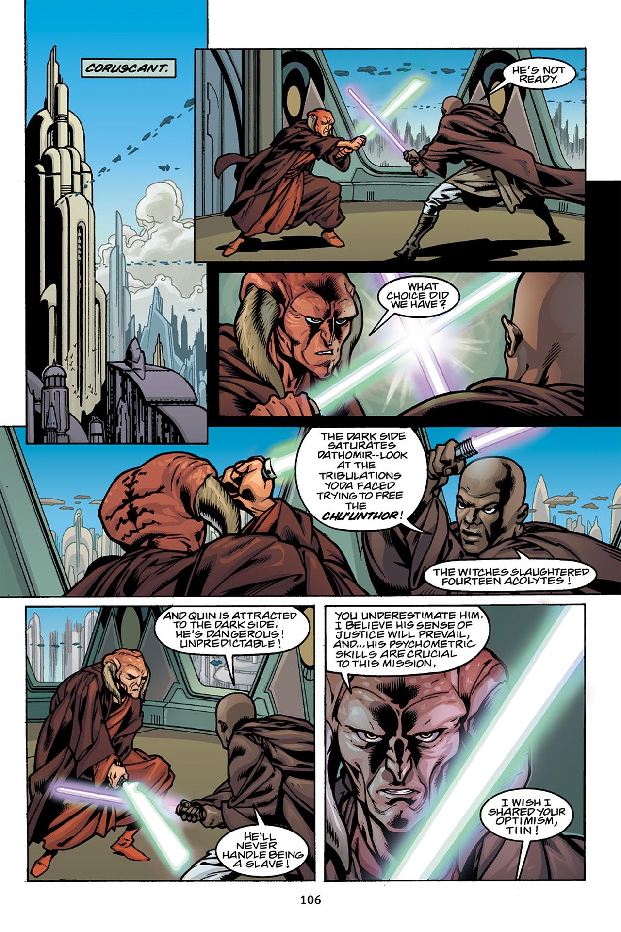 Read online Star Wars Omnibus comic -  Issue # Vol. 15 - 103