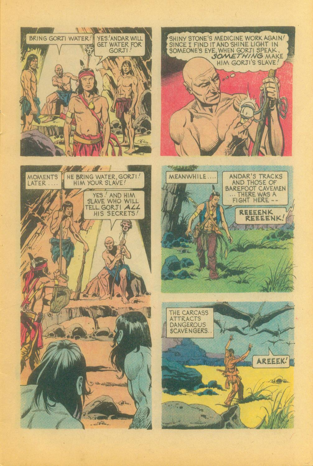 Read online Turok, Son of Stone comic -  Issue #89 - 9