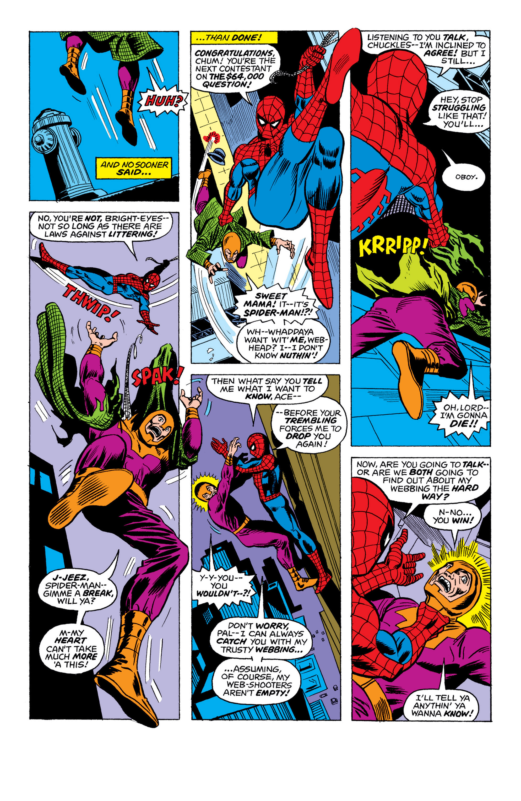 The Amazing Spider-Man (1963) 169 Page 12