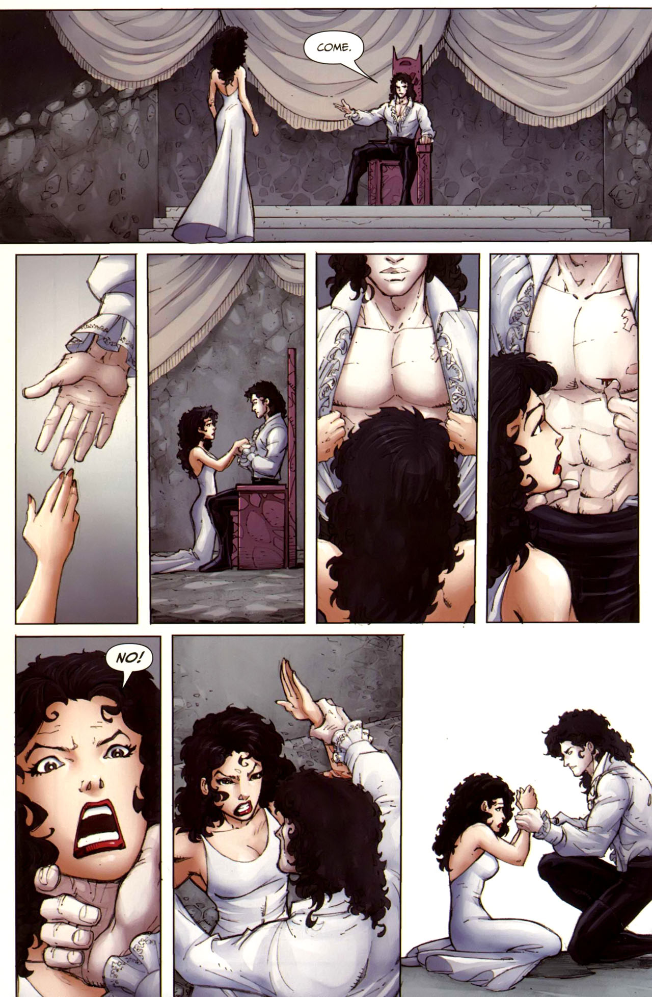 Read online Anita Blake, Vampire Hunter: Guilty Pleasures comic -  Issue #10 - 14