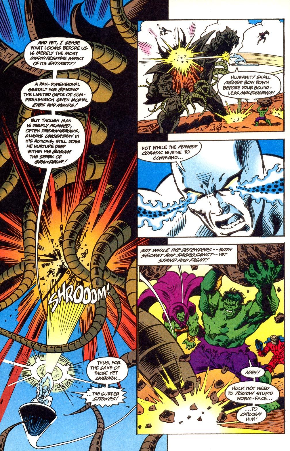 Read online Secret Defenders comic -  Issue #25 - 8