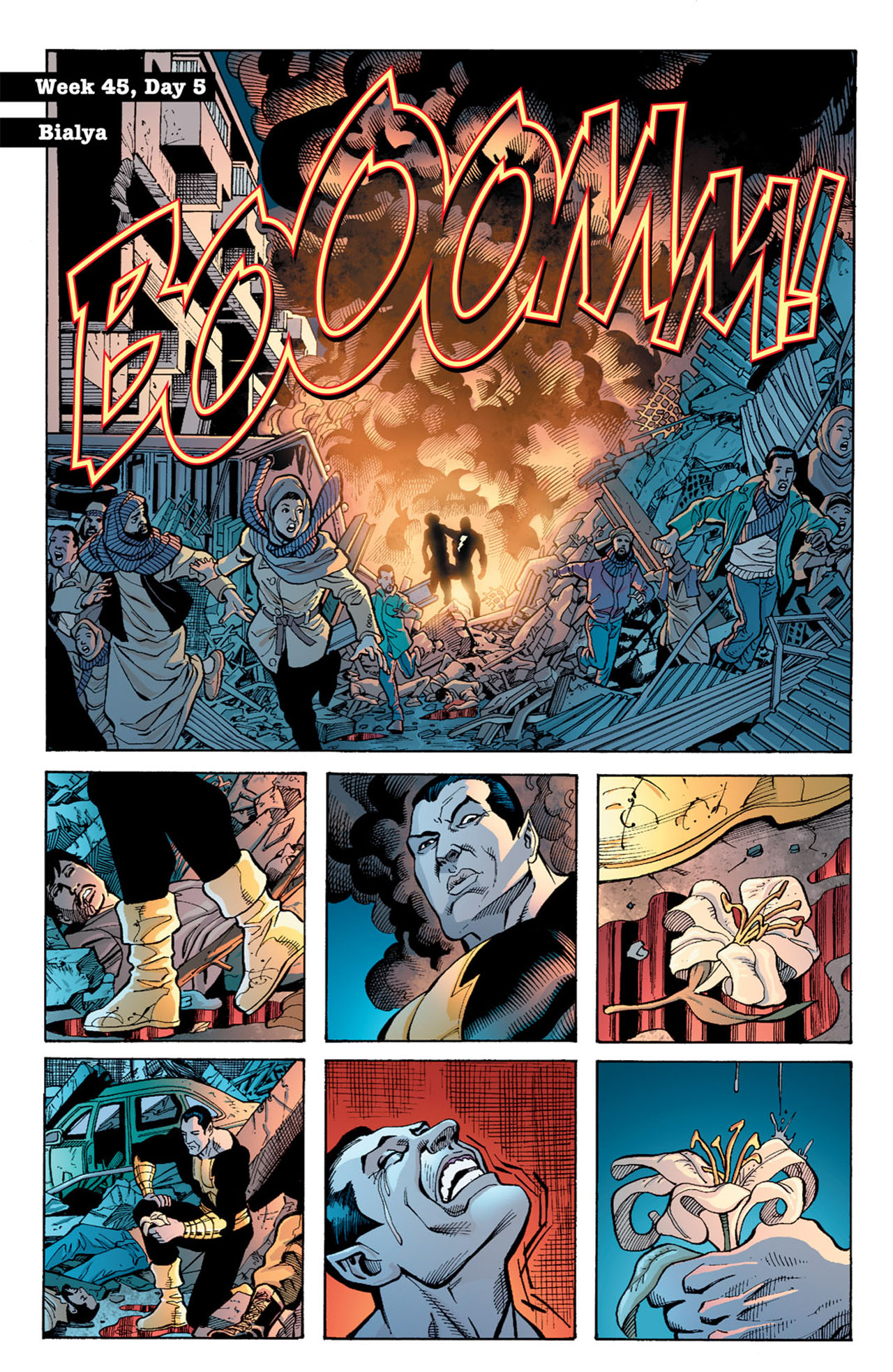 Read online 52 comic -  Issue #45 - 13