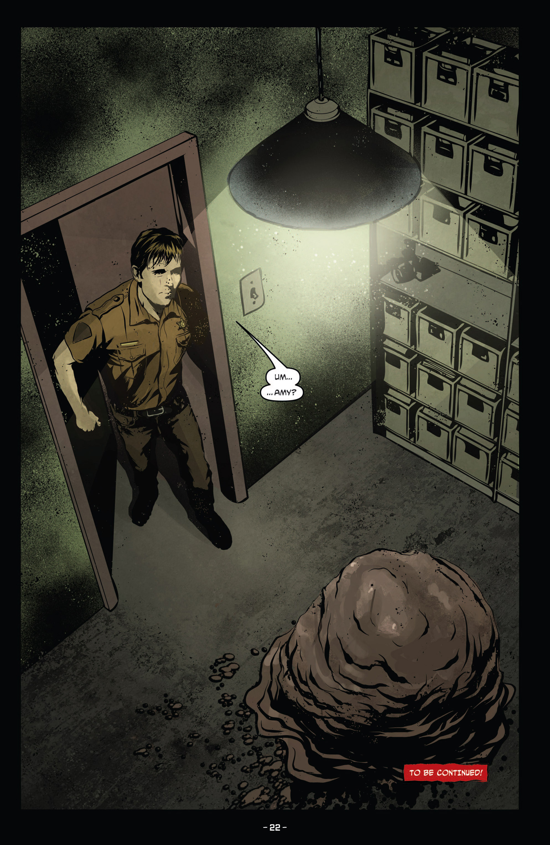 Read online True Blood (2012) comic -  Issue #12 - 24