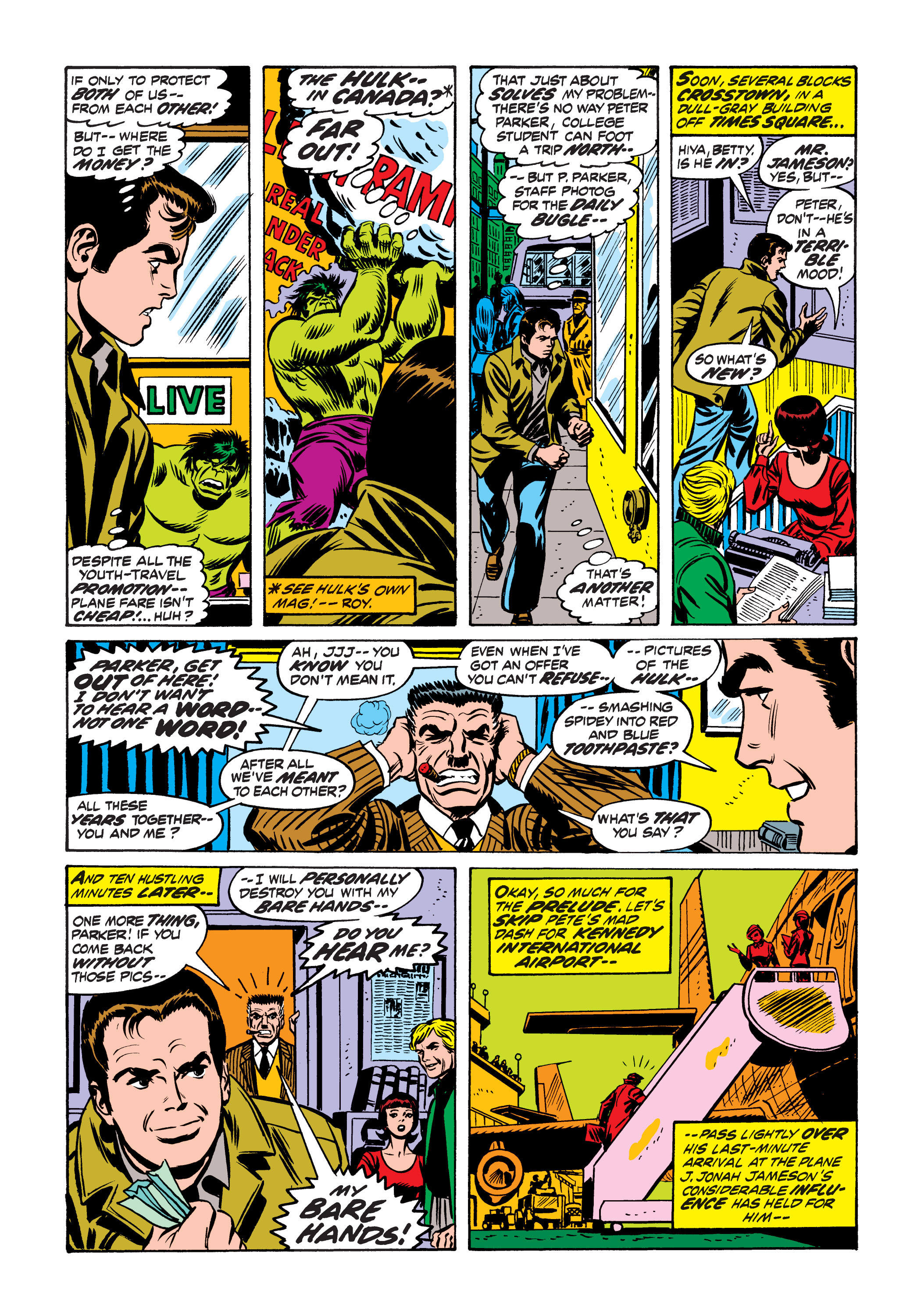 The Amazing Spider-Man (1963) 119 Page 7